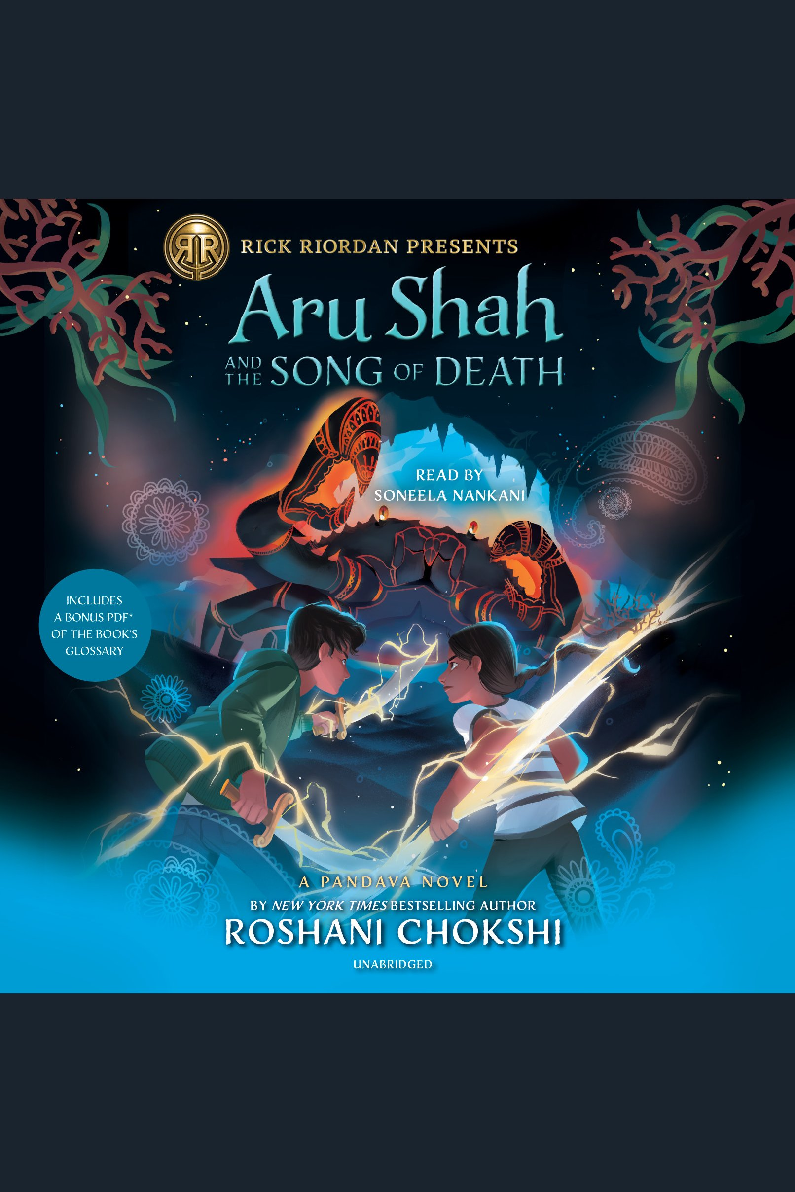 Aru Shah and the Song of Death A Pandava Novel, Book 2