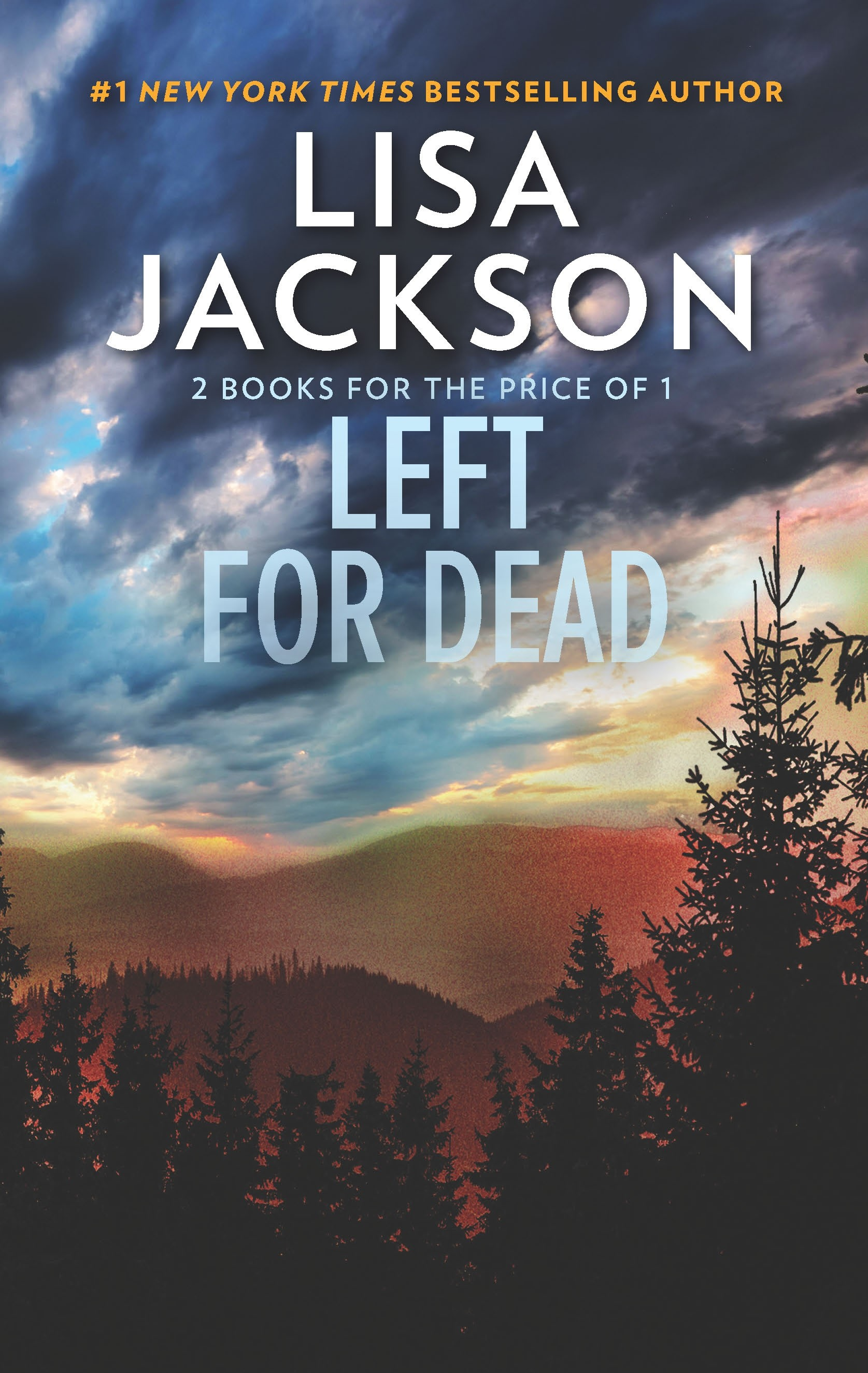 Left for dead [electronic resource (downloadable eBook)]