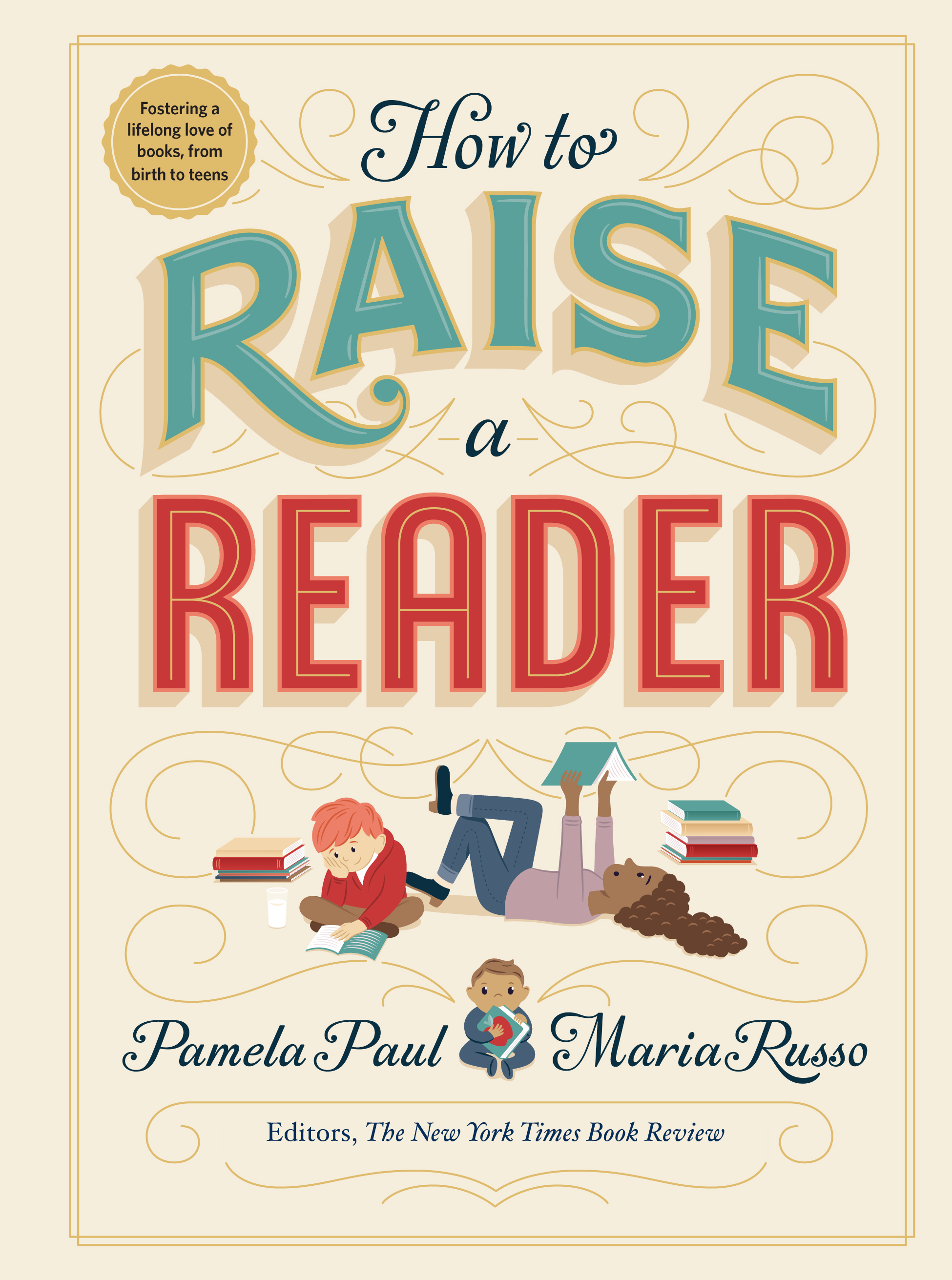 How to raise a reader [electronic resource (downloadable eBook)]