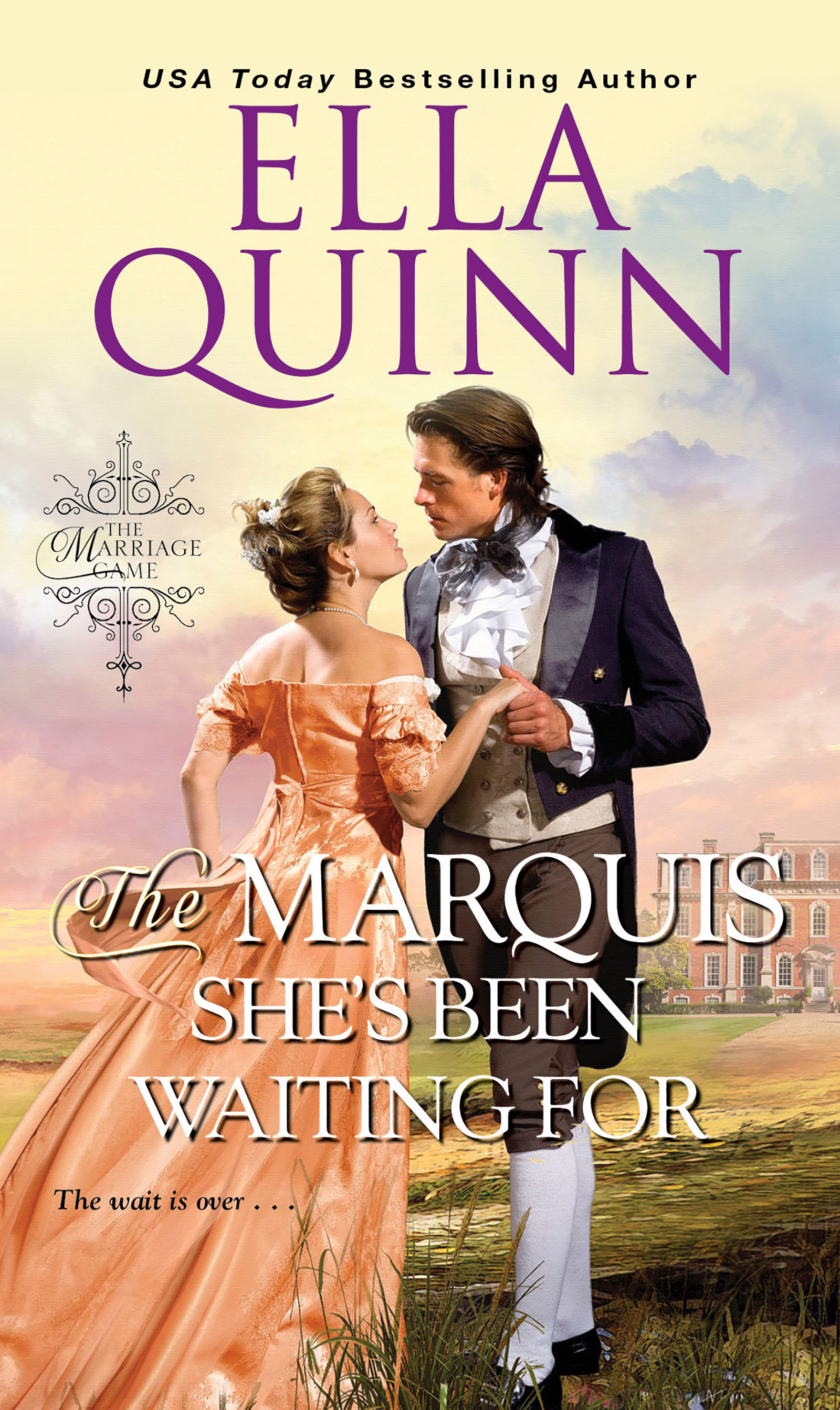 The marquis she's been waiting for [electronic resource (downloadable eBook)]