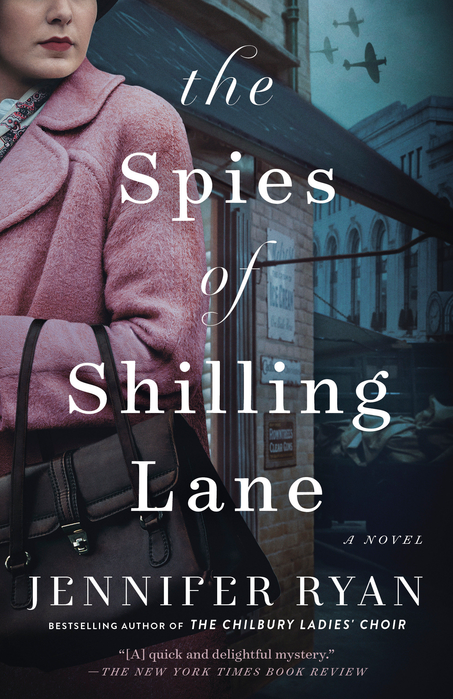 The Spies of Shilling Lane A Novel
