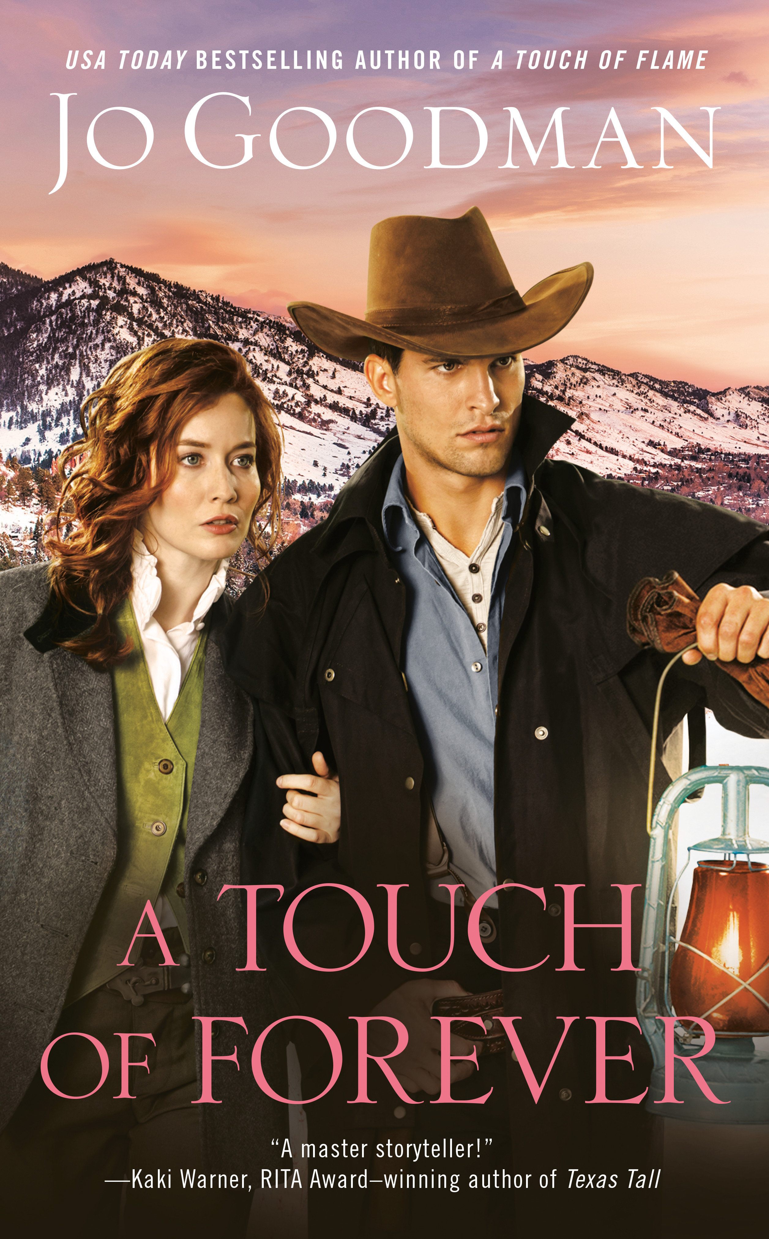 A Touch of Forever [electronic resource]