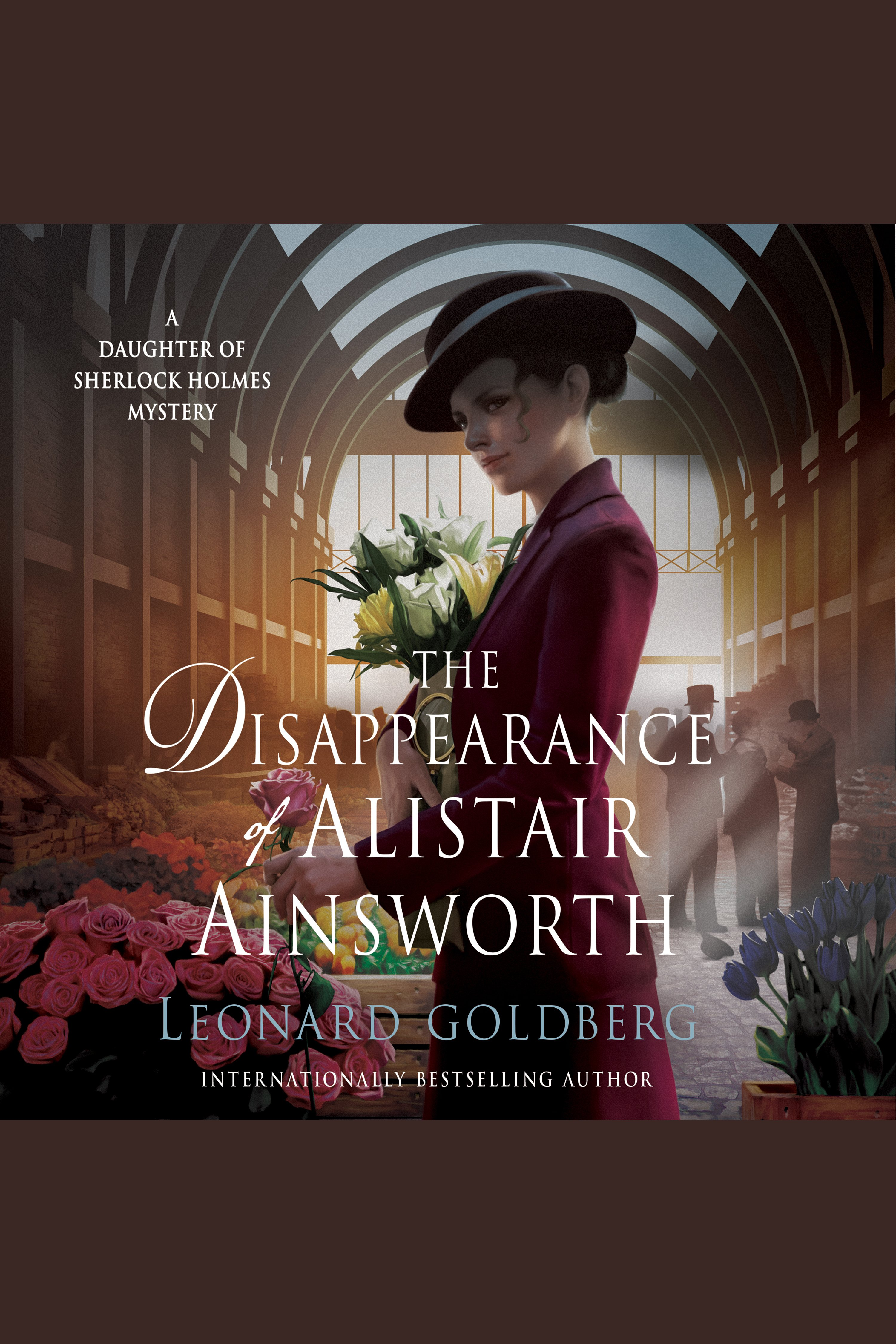 Disappearance of Alistair Ainsworth, The A Daughter of Sherlock Holmes Mystery