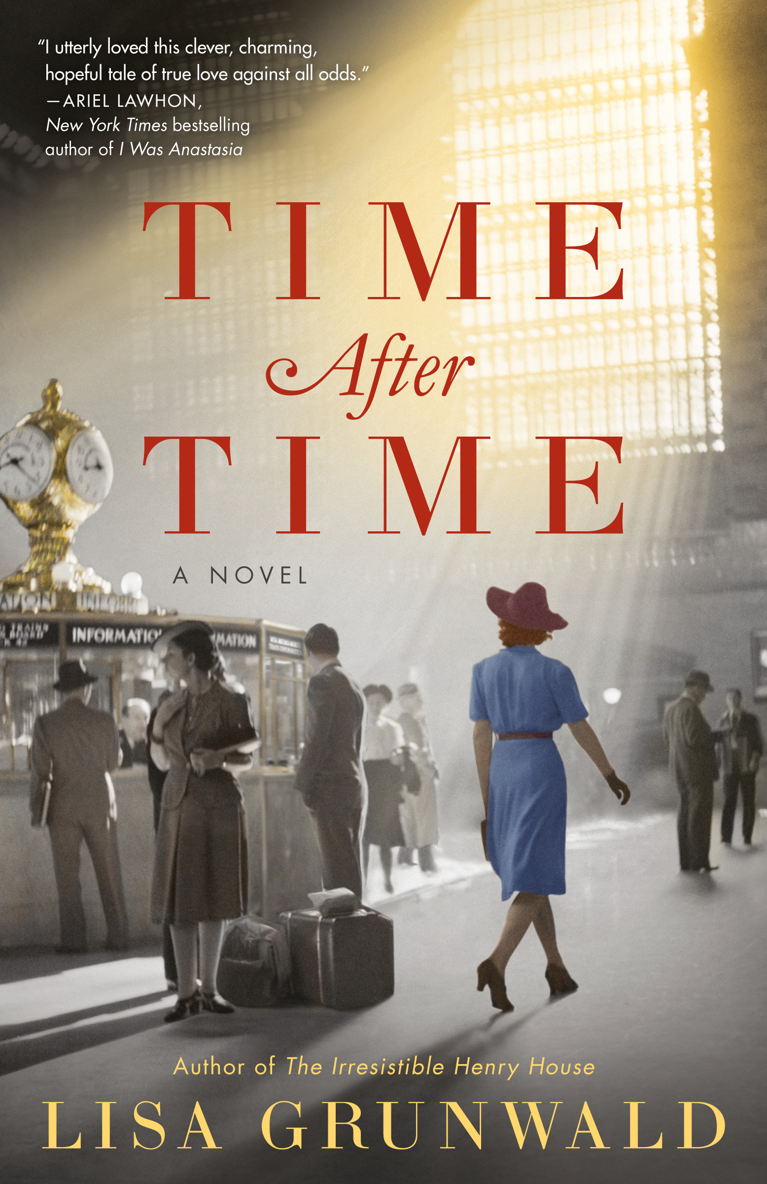 Time After Time A Novel
