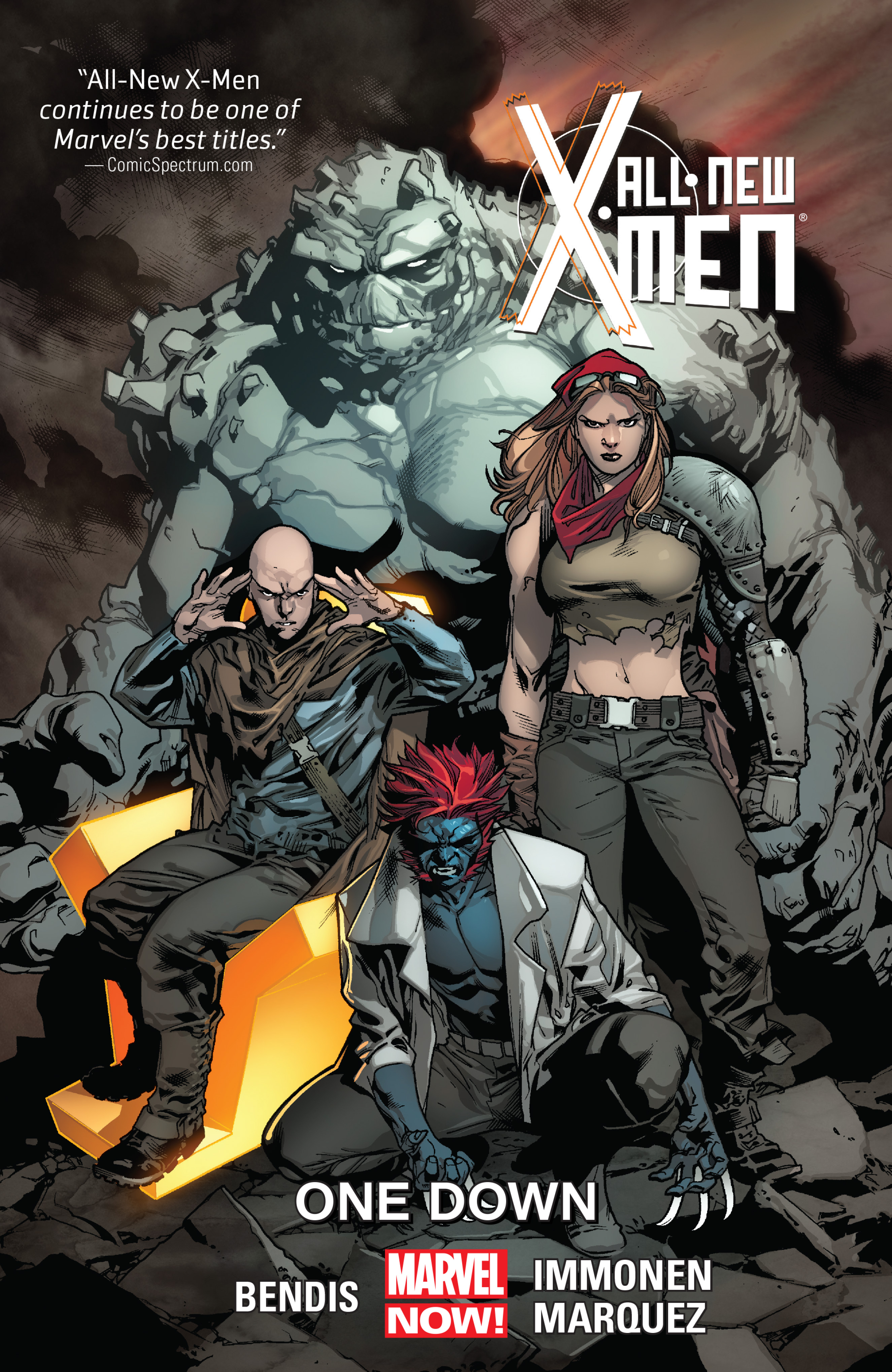 All-New X-Men Vol. 5: One Down [electronic resource]