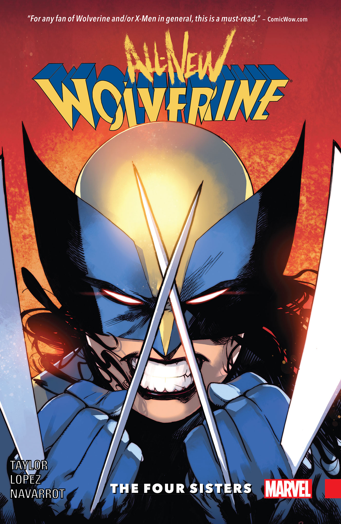 All-New Wolverine Vol. 1: The Four Sisters [electronic resource]
