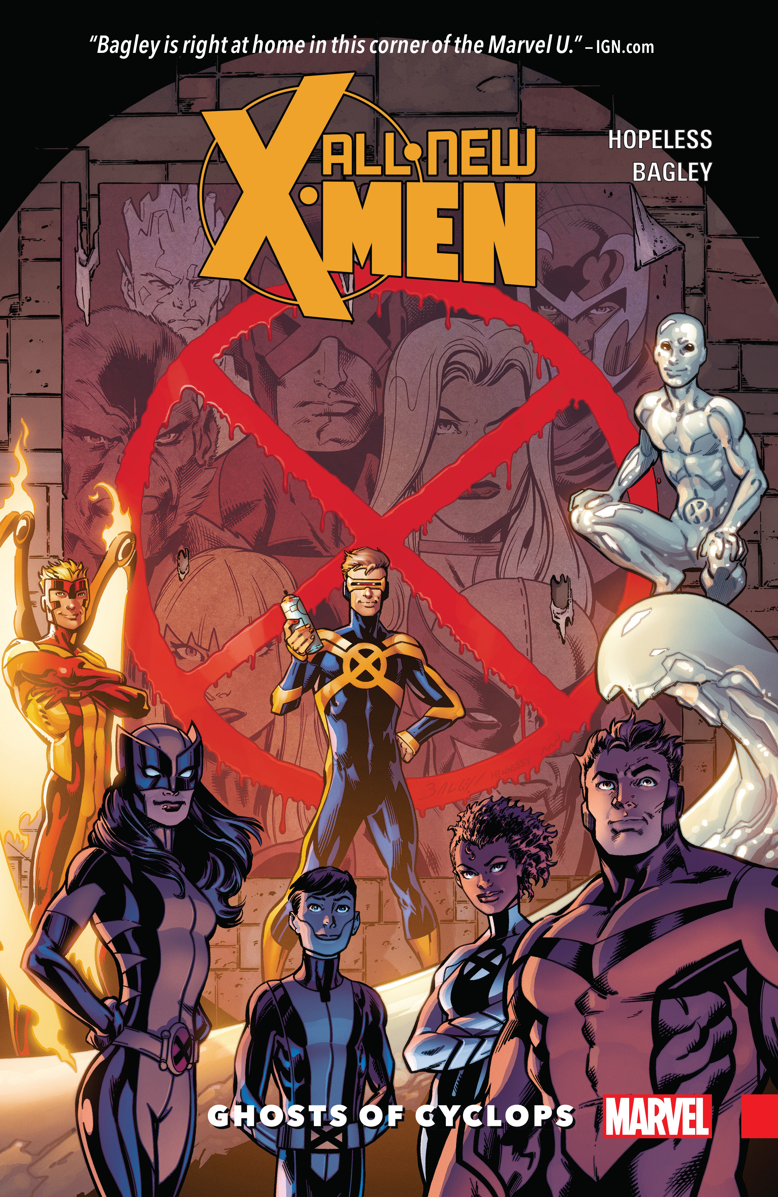 All-New X-Men: Inevitable Vol. 1 - Ghosts Of Cyclops [electronic resource]