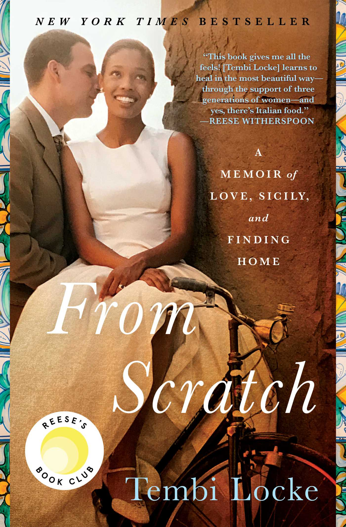 From Scratch A Memoir of Love, Sicily, and Finding Home