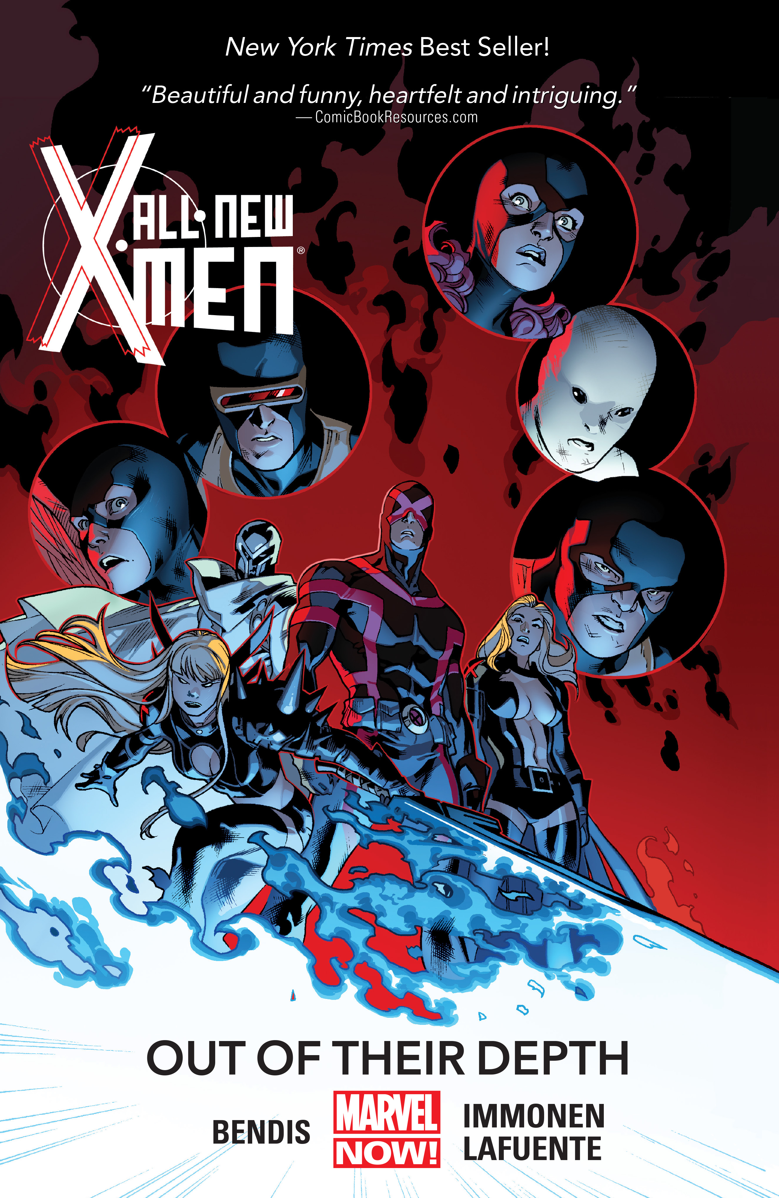All-New X-Men Vol. 3: Out Of Their Depth [electronic resource]