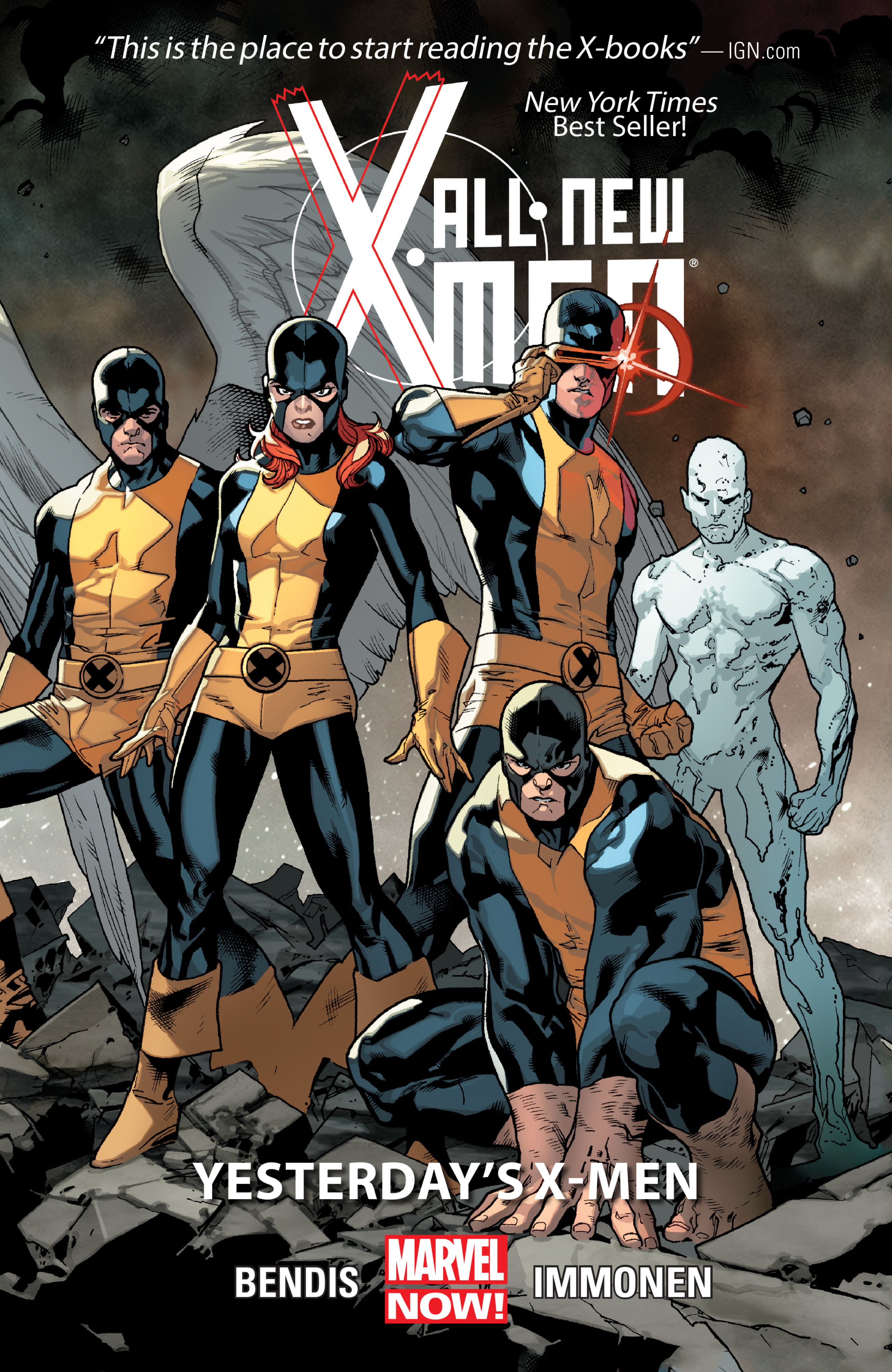 All-New X-Men Vol. 1: Yesterday's X-Men [electronic resource]