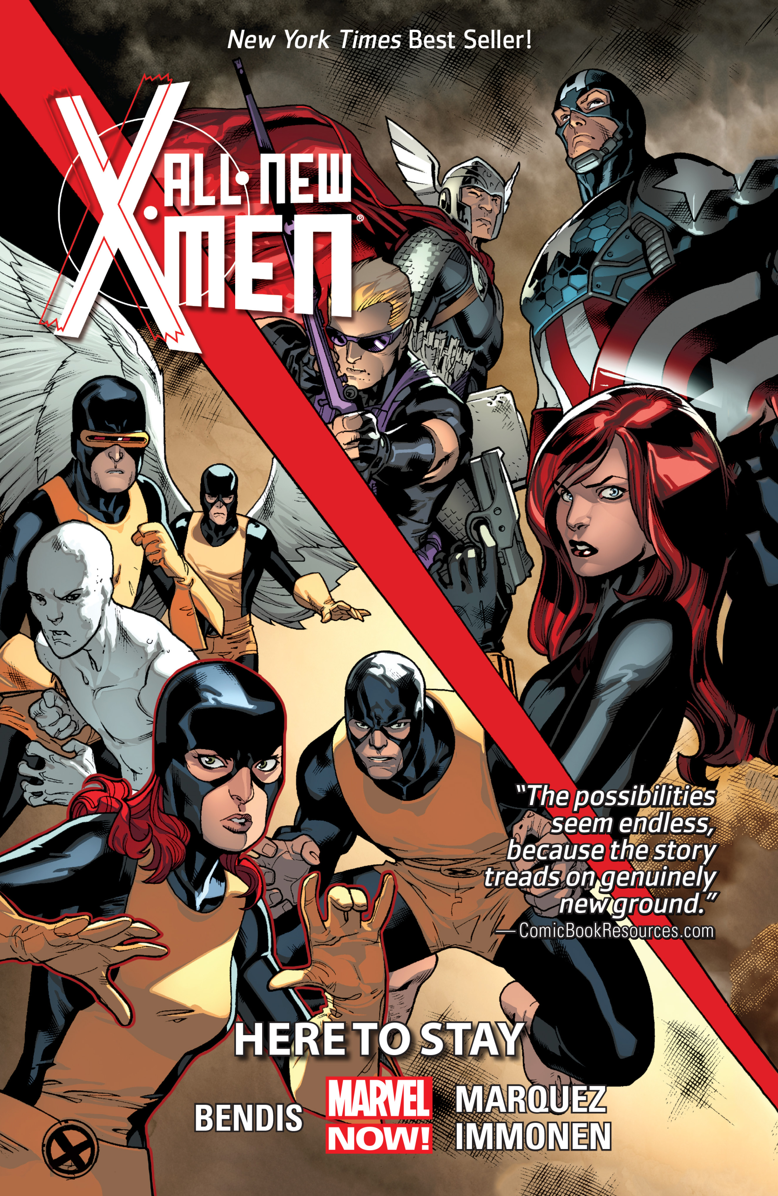 All-New X-Men Vol. 2: Here To Stay [electronic resource]