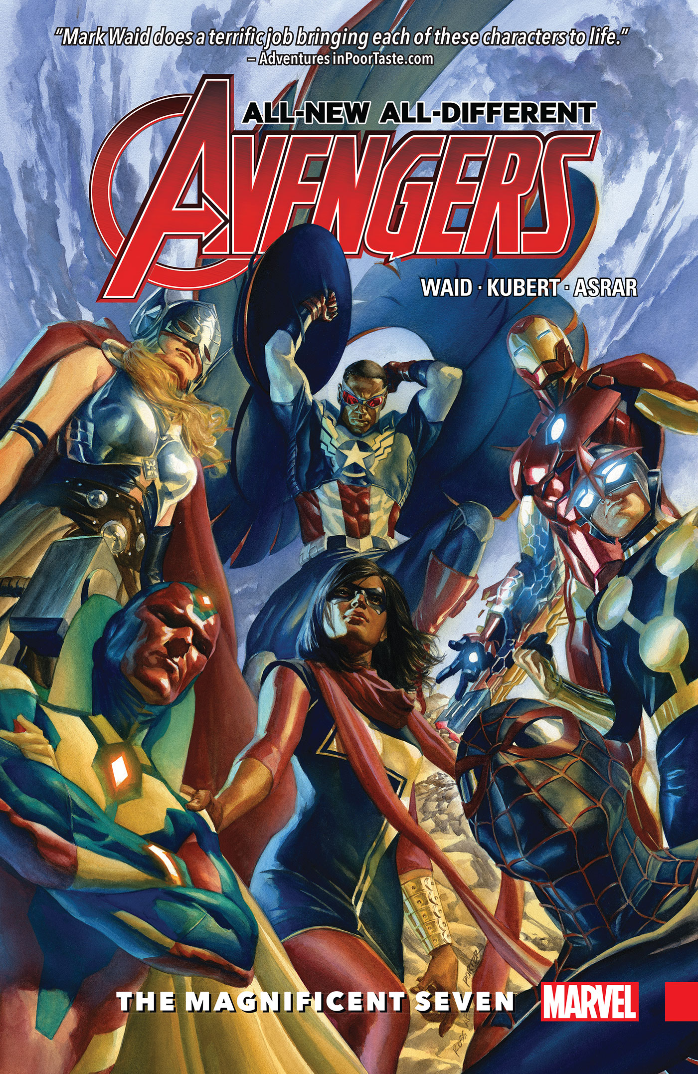 All-New, All-Different Avengers Vol. 1: The Magnificent Seven [electronic resource]