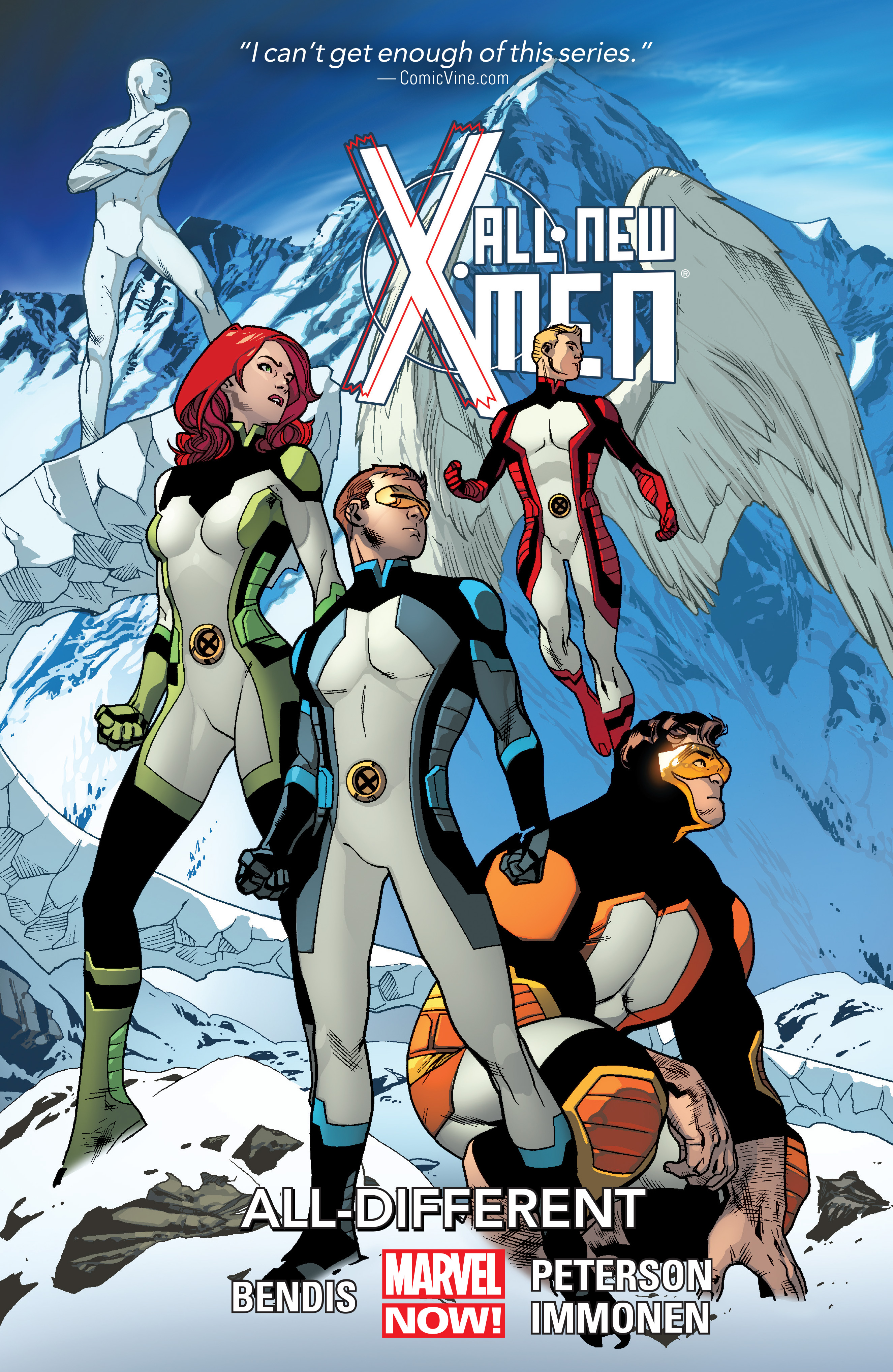All-New X-Men Vol. 4: All-Different [electronic resource]
