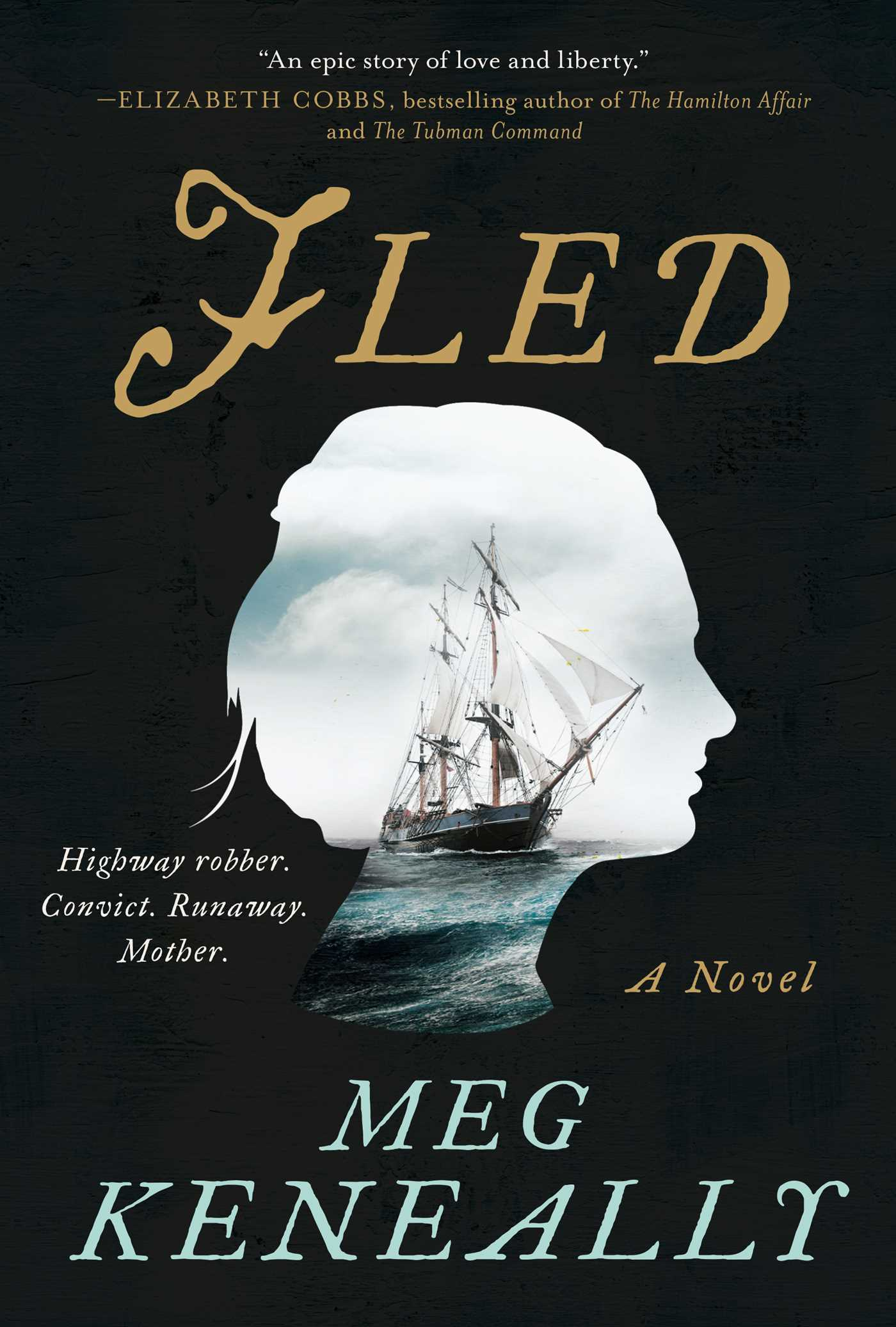 Fled [electronic resource (downloadable eBook)] : a novel