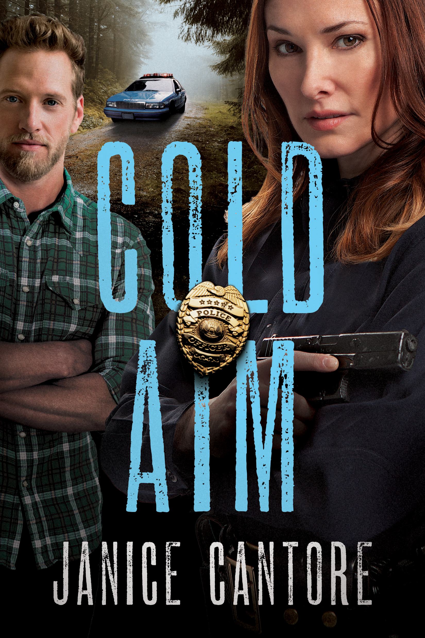 Cold Aim (The Line of Duty #3) [electronic resource]