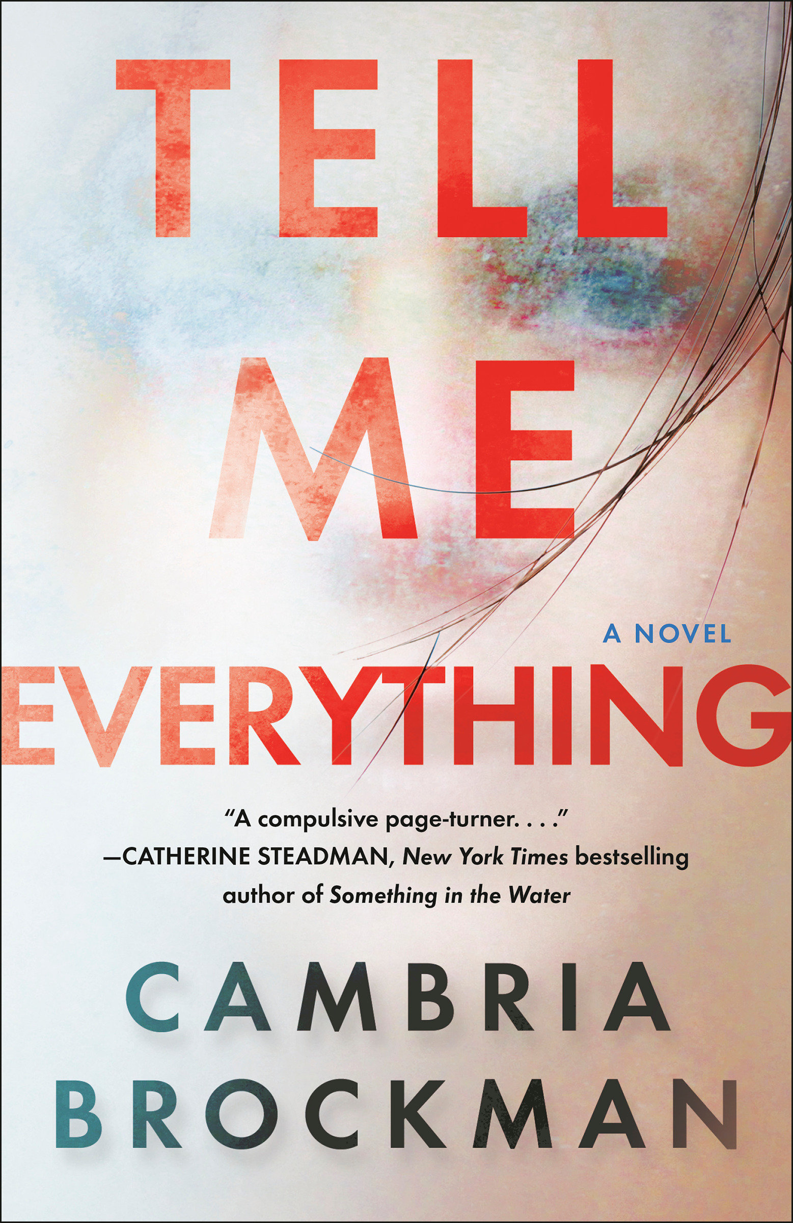 Cover image for Tell Me Everything [electronic resource] : A Novel
