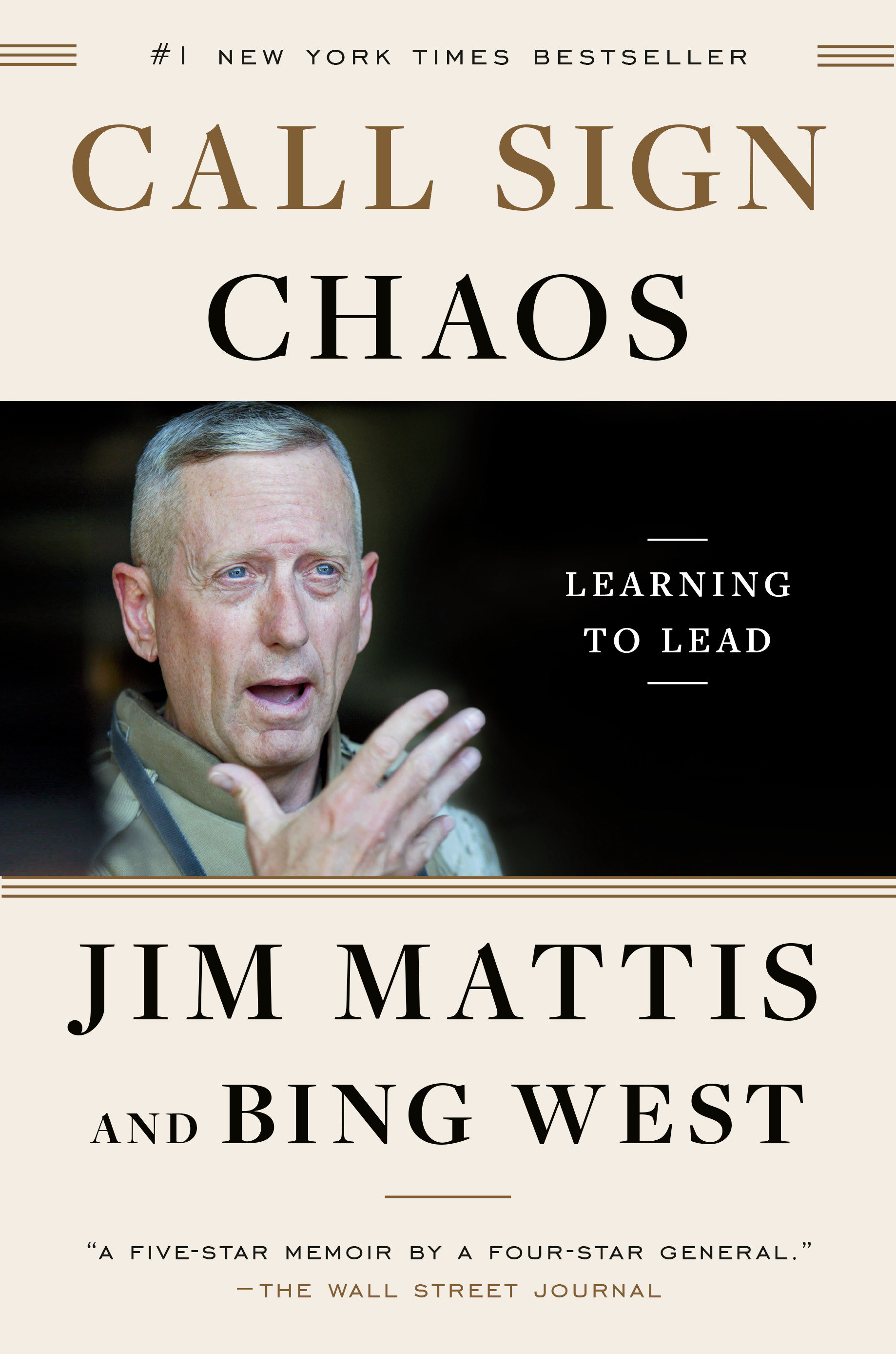 Call sign chaos [electronic resource (downloadable eBook)] : learning to lead
