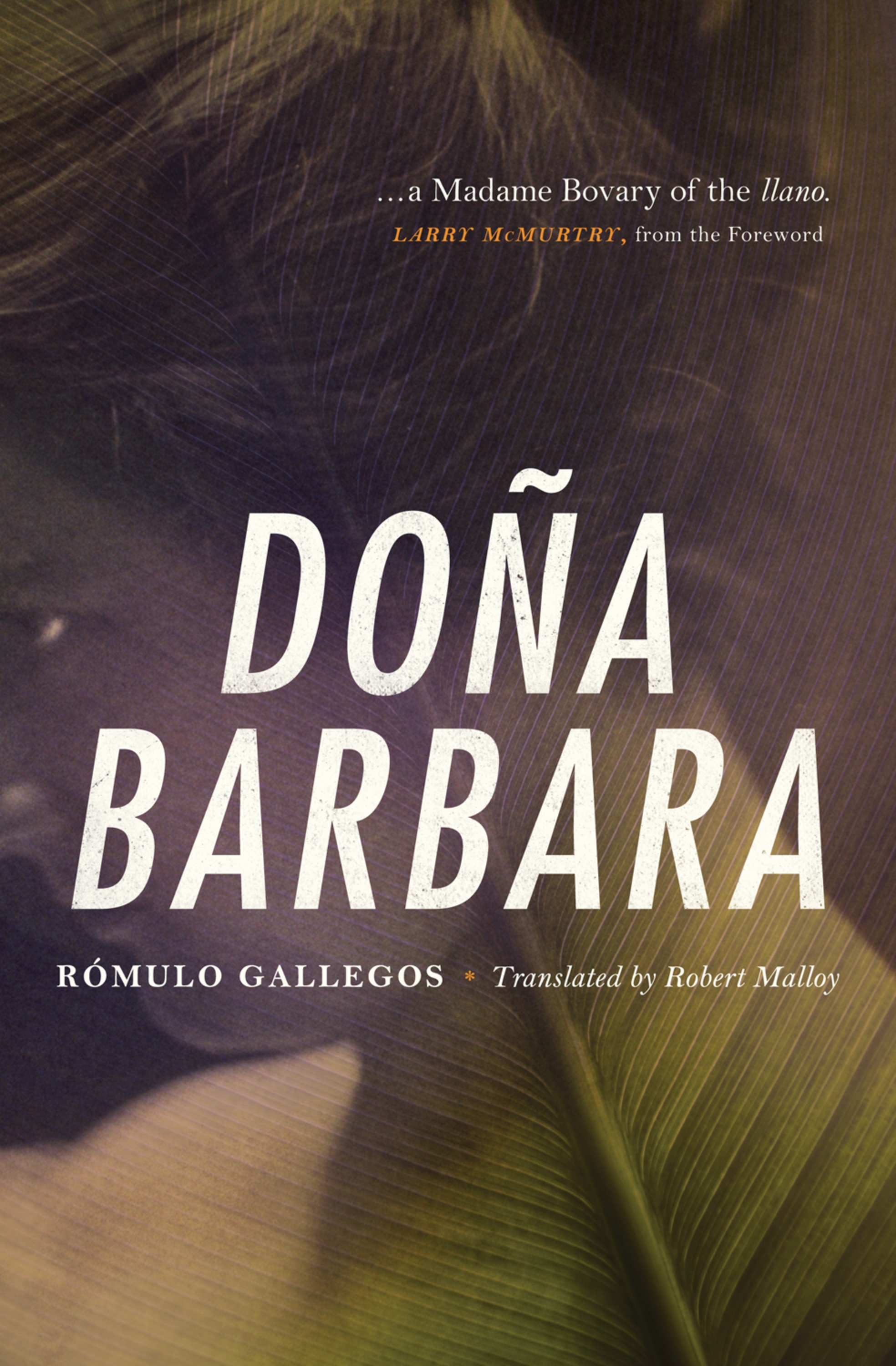 Doña Barbara A Novel