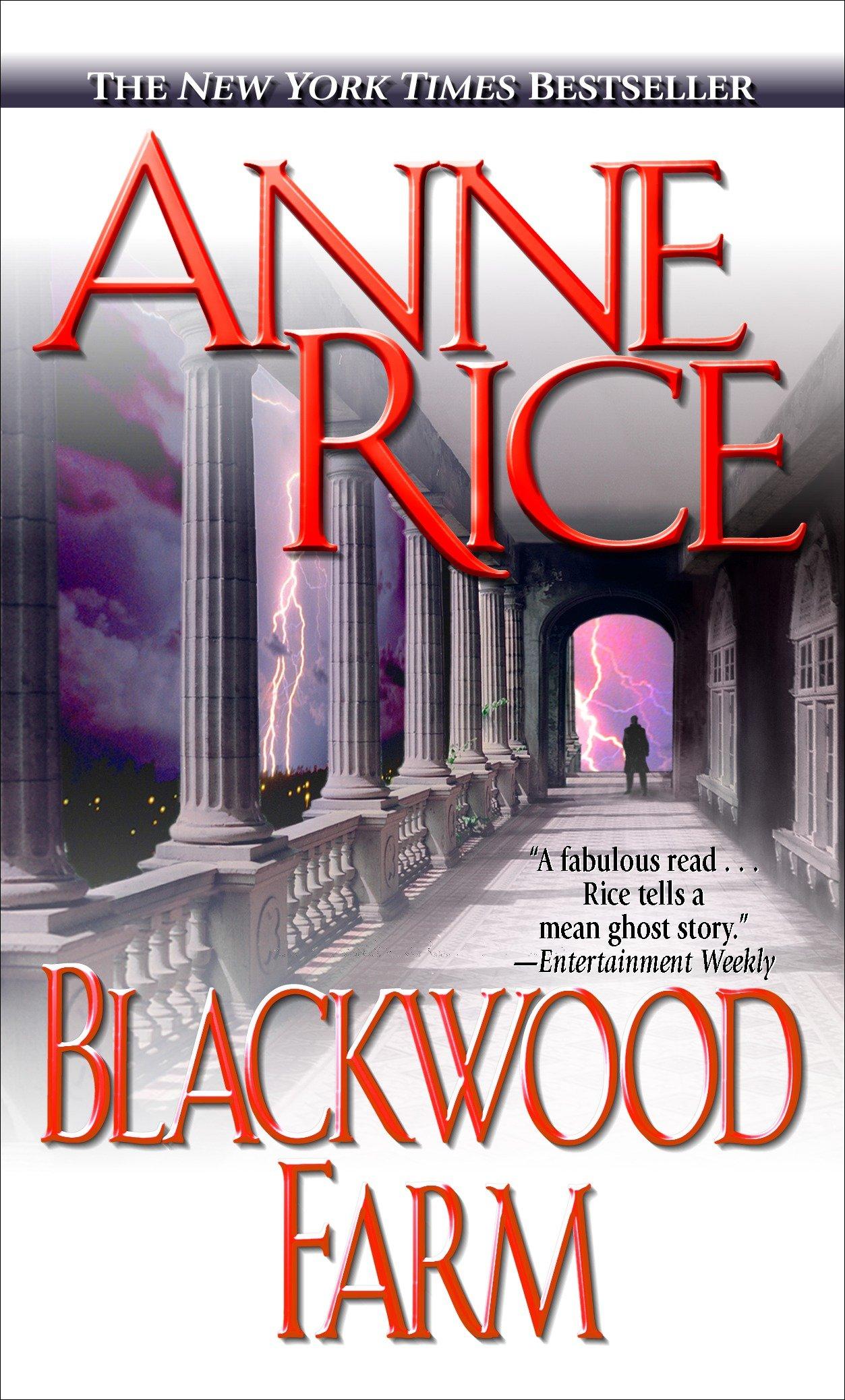Blackwood Farm The Vampire Chronicles