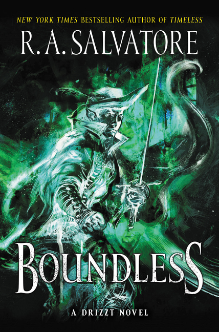 Boundless A Drizzt Novel