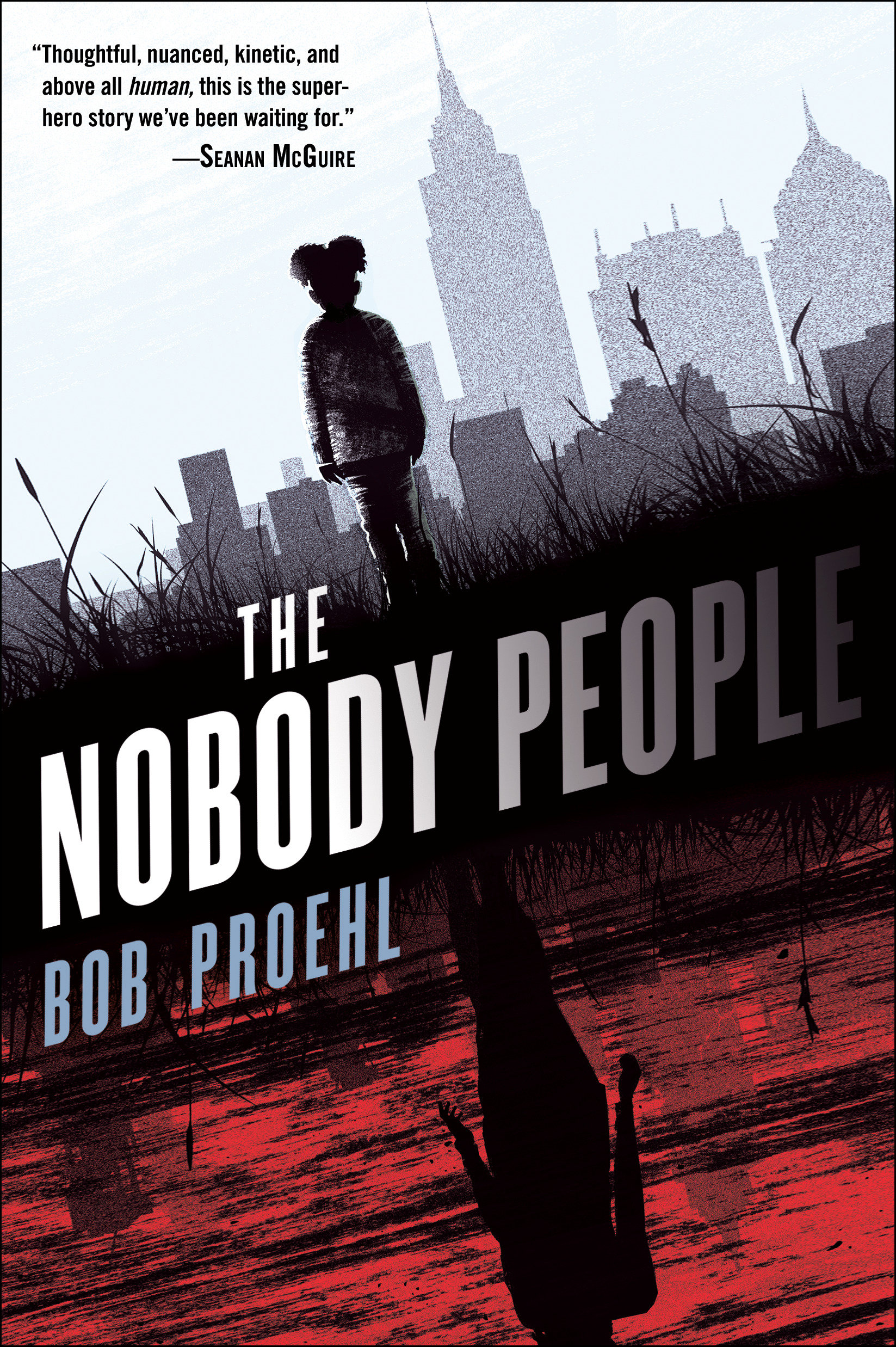 The Nobody People A Novel