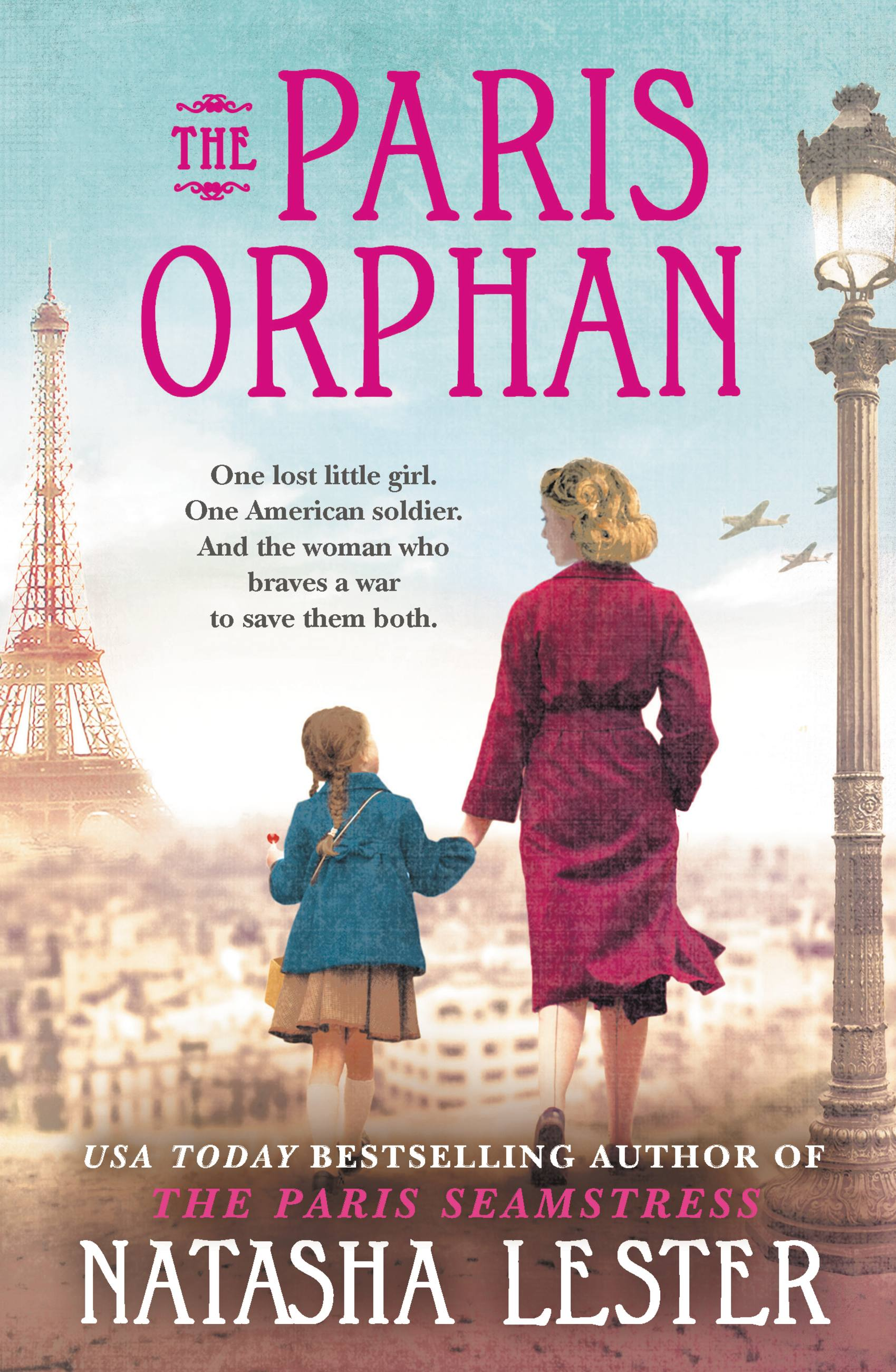 Cover image for The Paris Orphan [electronic resource] :