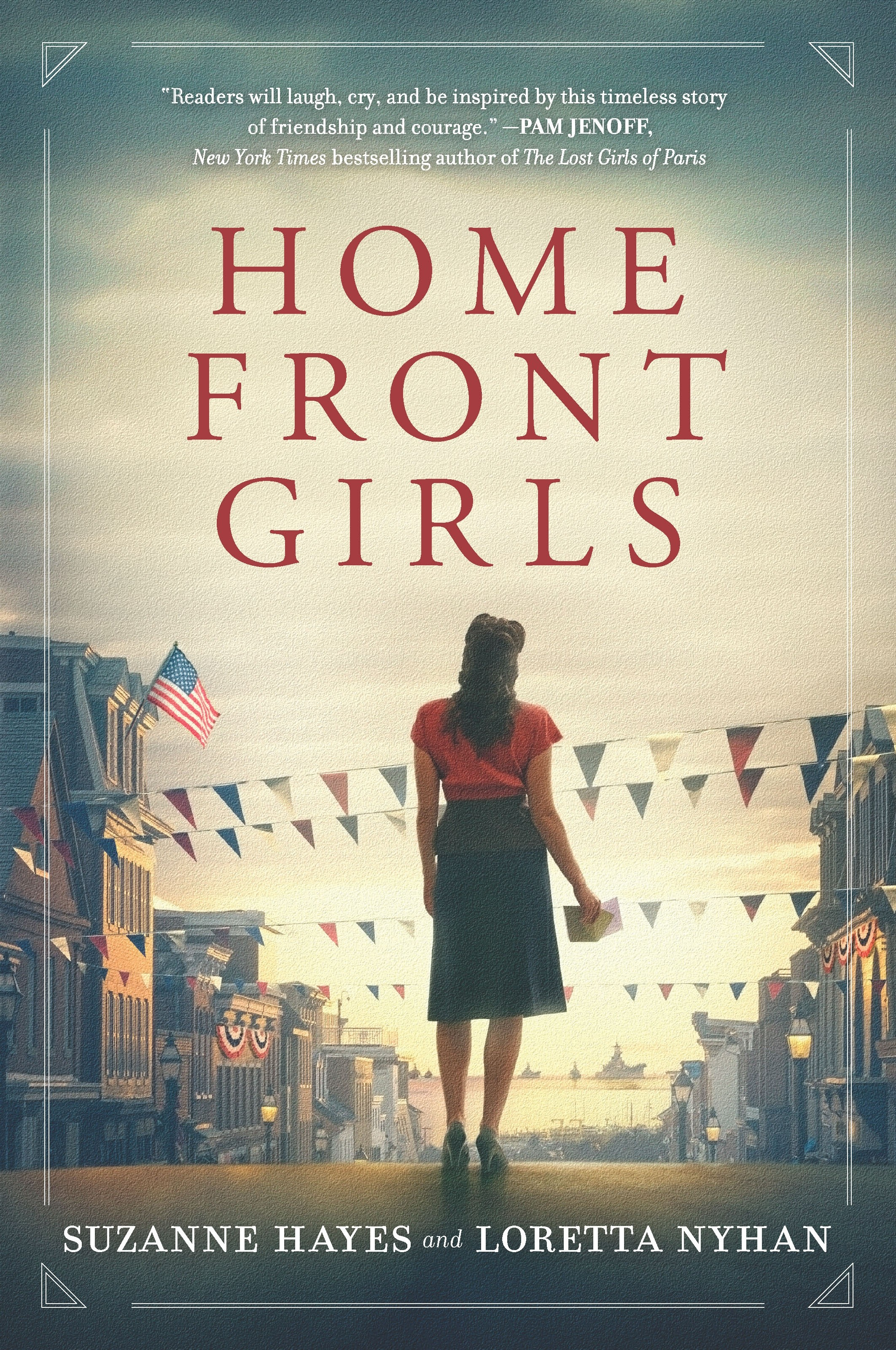 Home front girls [electronic resource (downloadable eBook)]