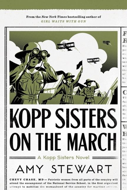 Kopp Sisters on the march [electronic resource (downloadable eBook)]