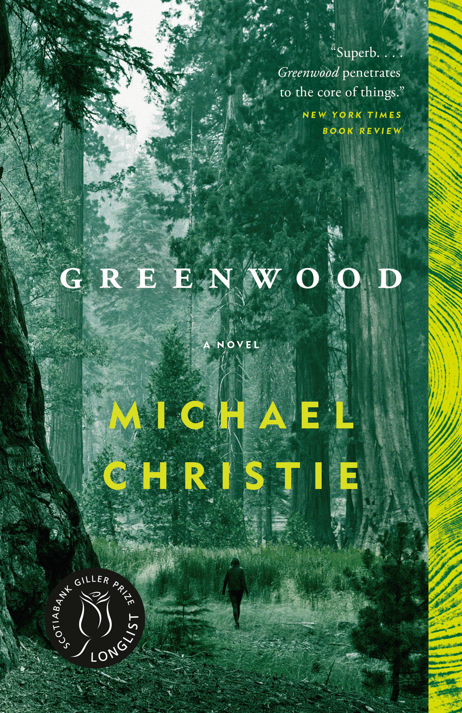 Greenwood A Novel