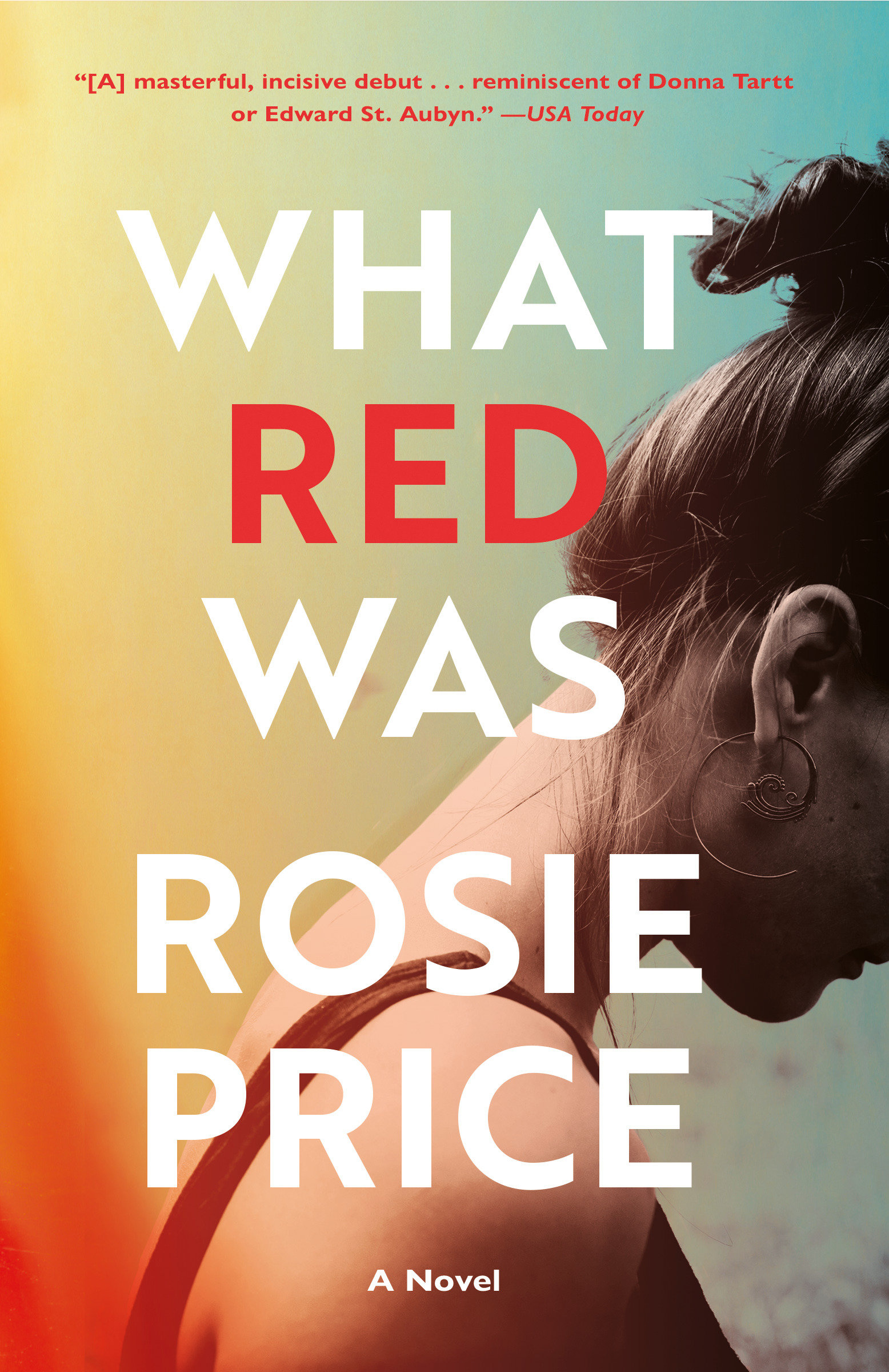 What red was [electronic resource (downloadable eBook)] : a novel