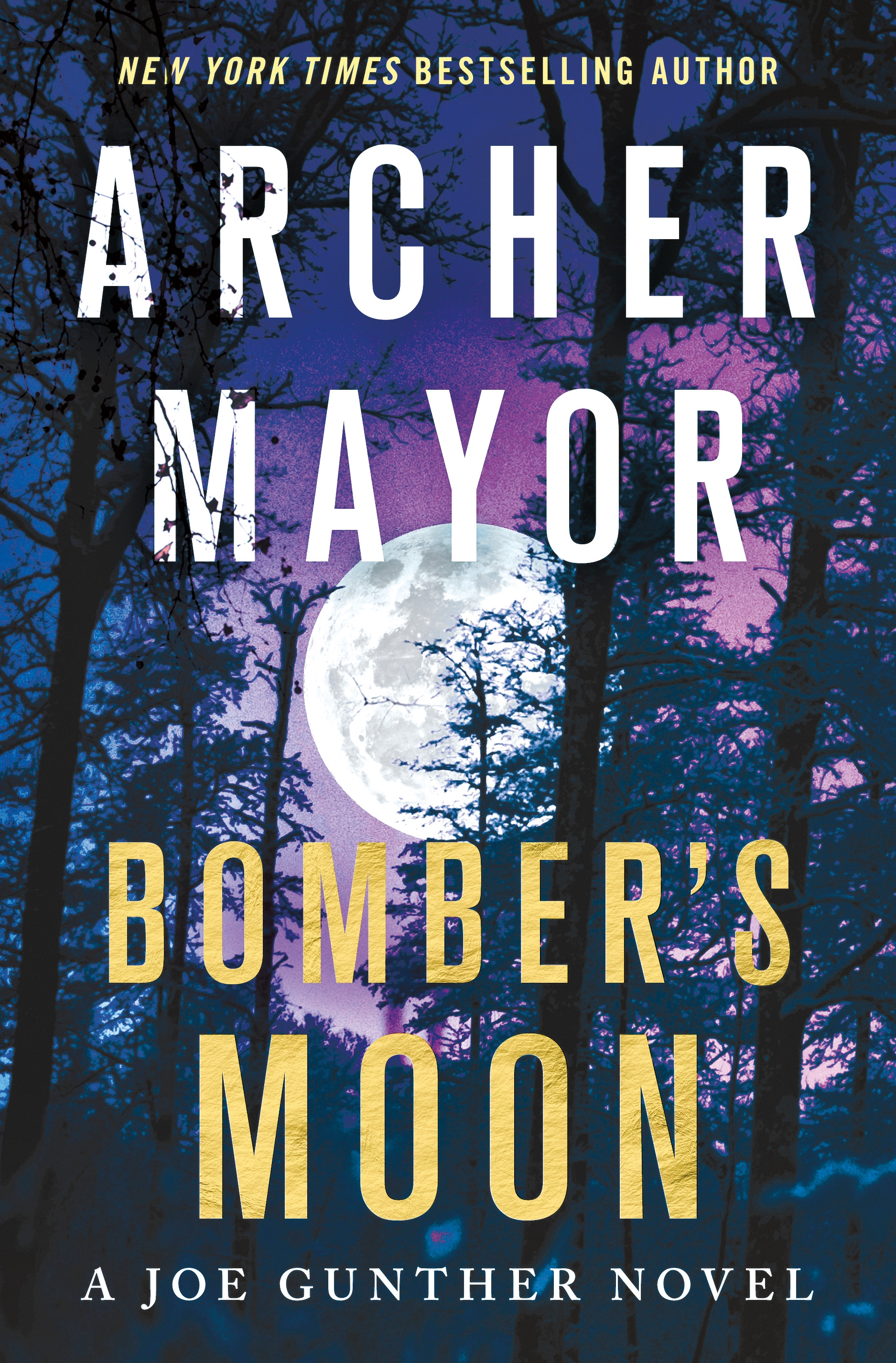 Bomber's Moon A Joe Gunther Novel