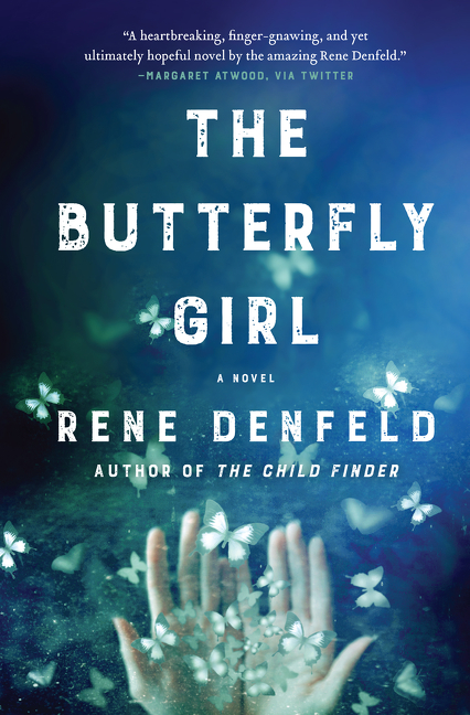 The Butterfly Girl A Novel