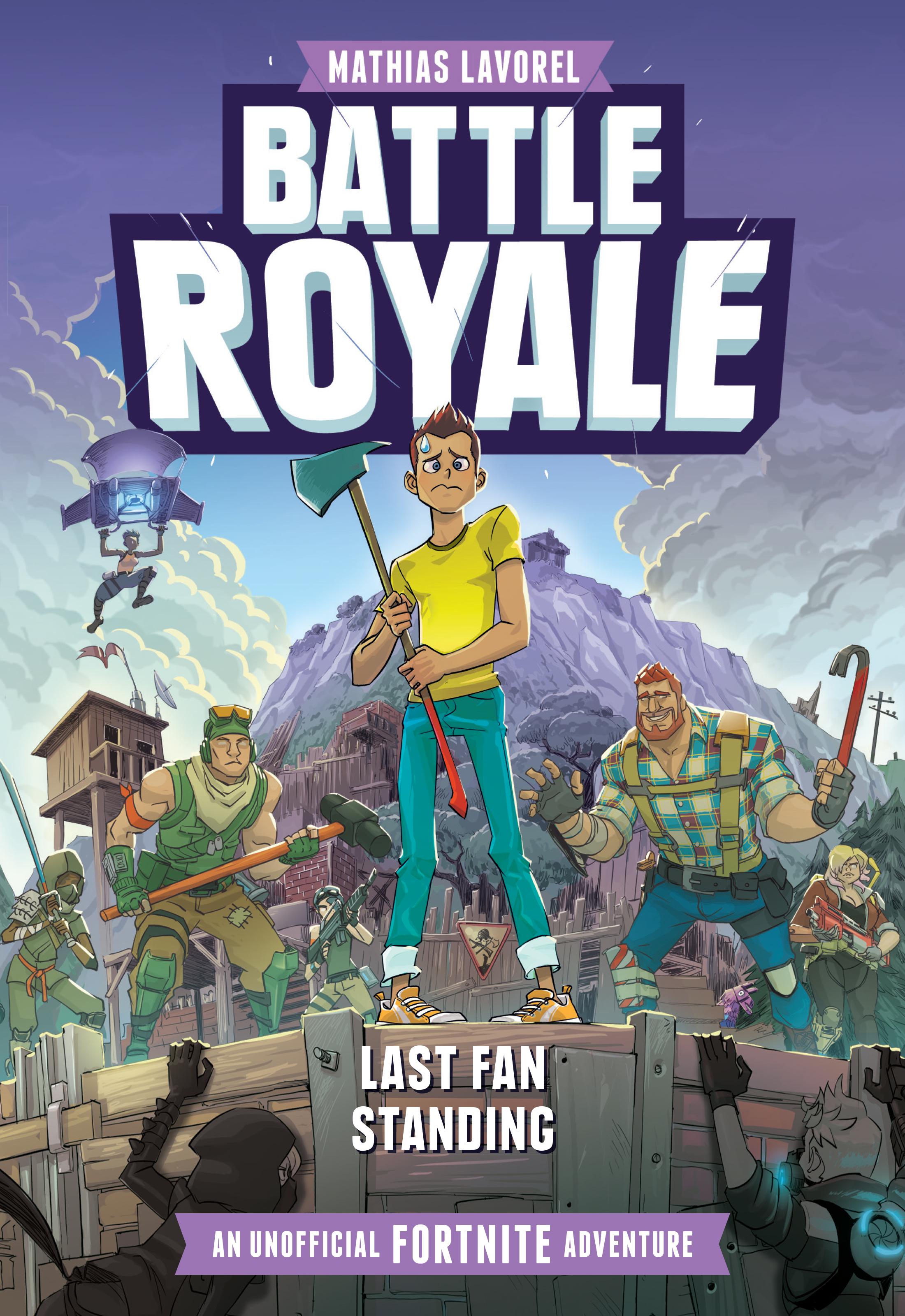 Battle Royale An Unofficial Fortnite Adventure