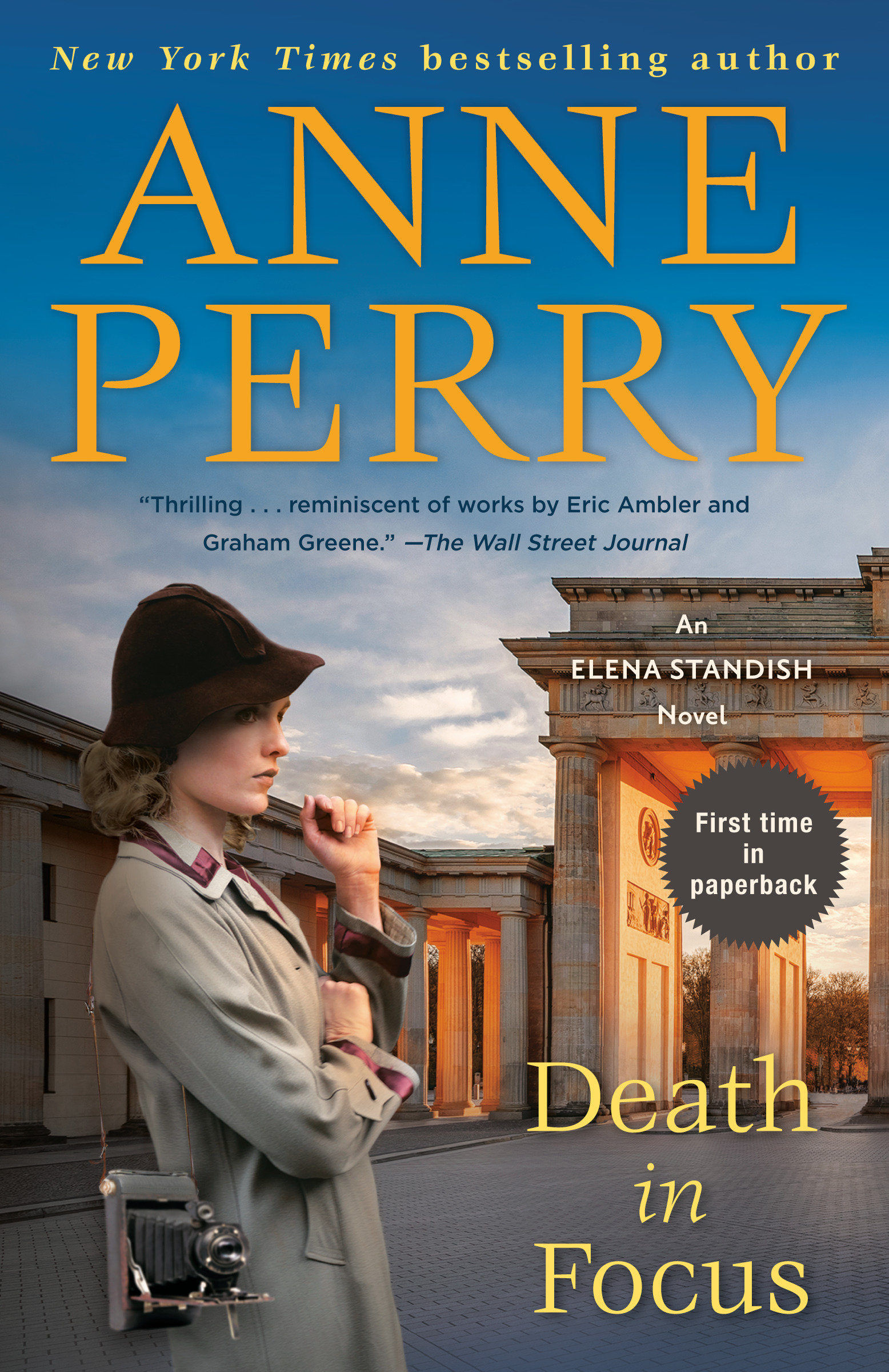Death in Focus An Elena Standish Novel