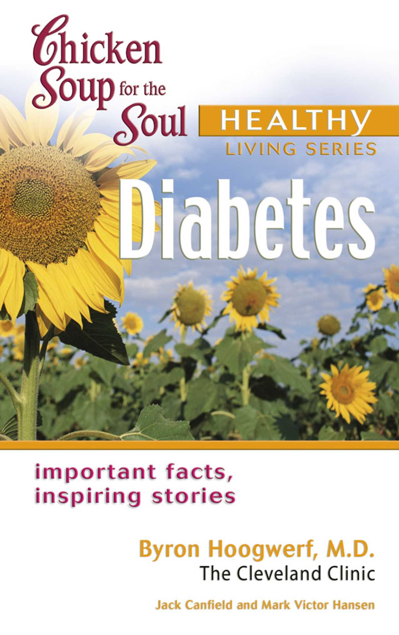 Chicken Soup for the Soul Healthy Living Series: Diabetes Important Facts, Inspiring Stories