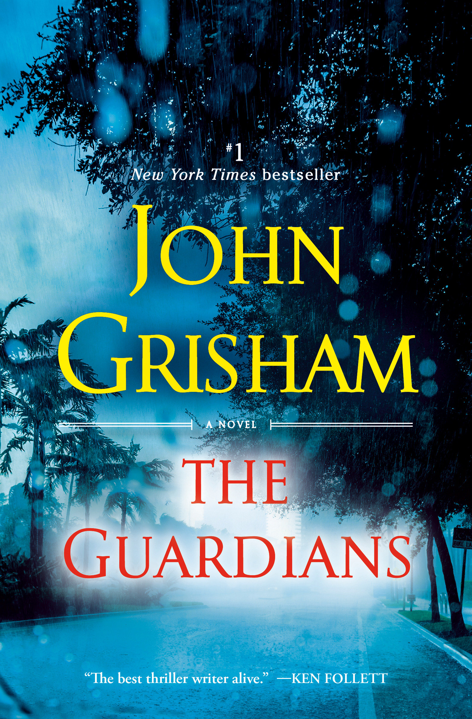 The Guardians A Novel