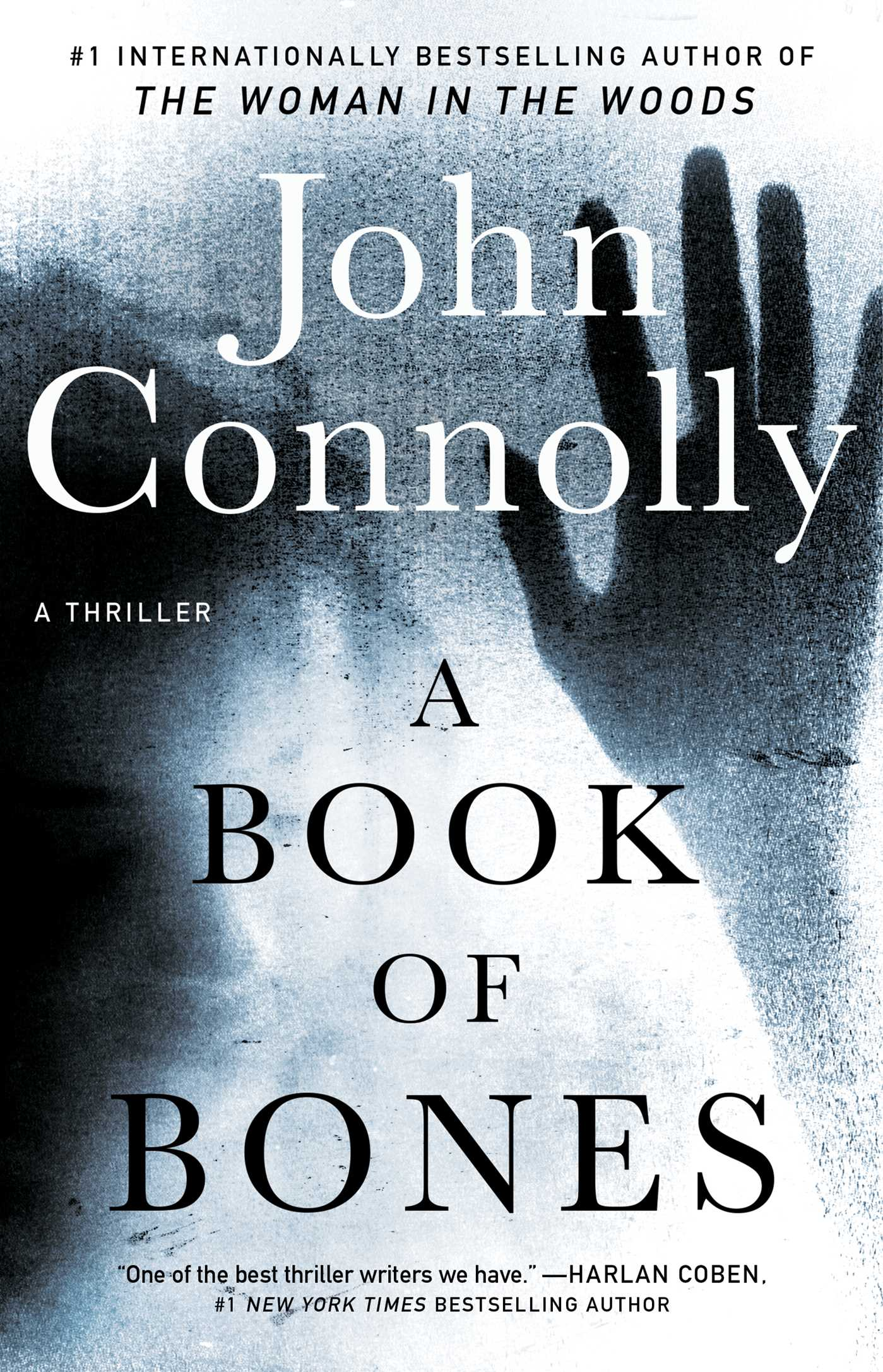 A Book of Bones A Thriller