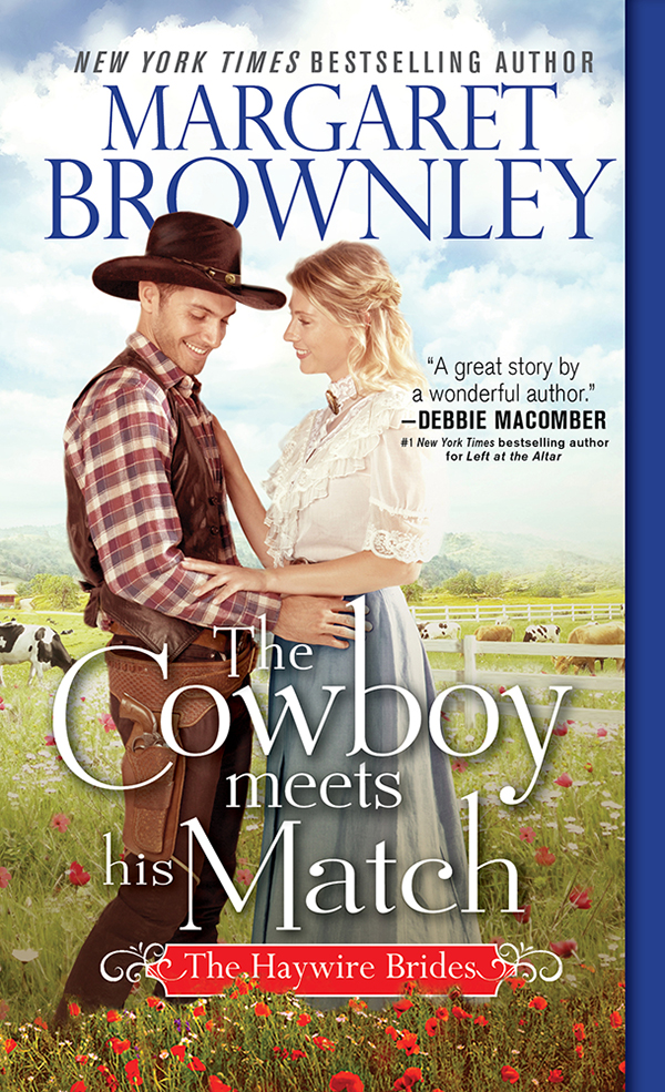 The Cowboy Meets His Match [electronic resource]