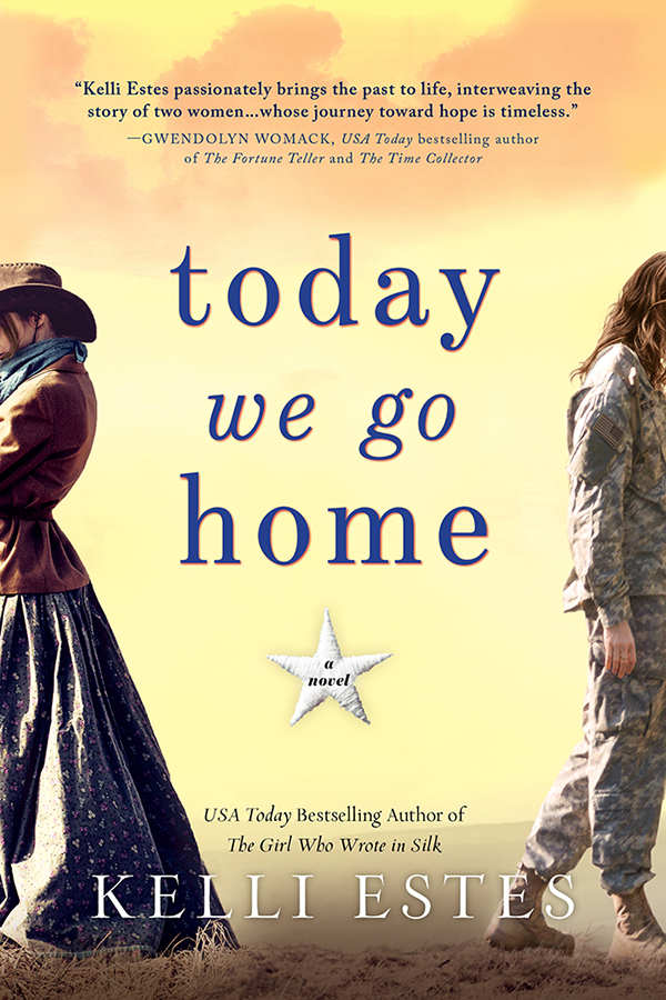 Today we go home [electronic resource (downloadable eBook)] : a novel