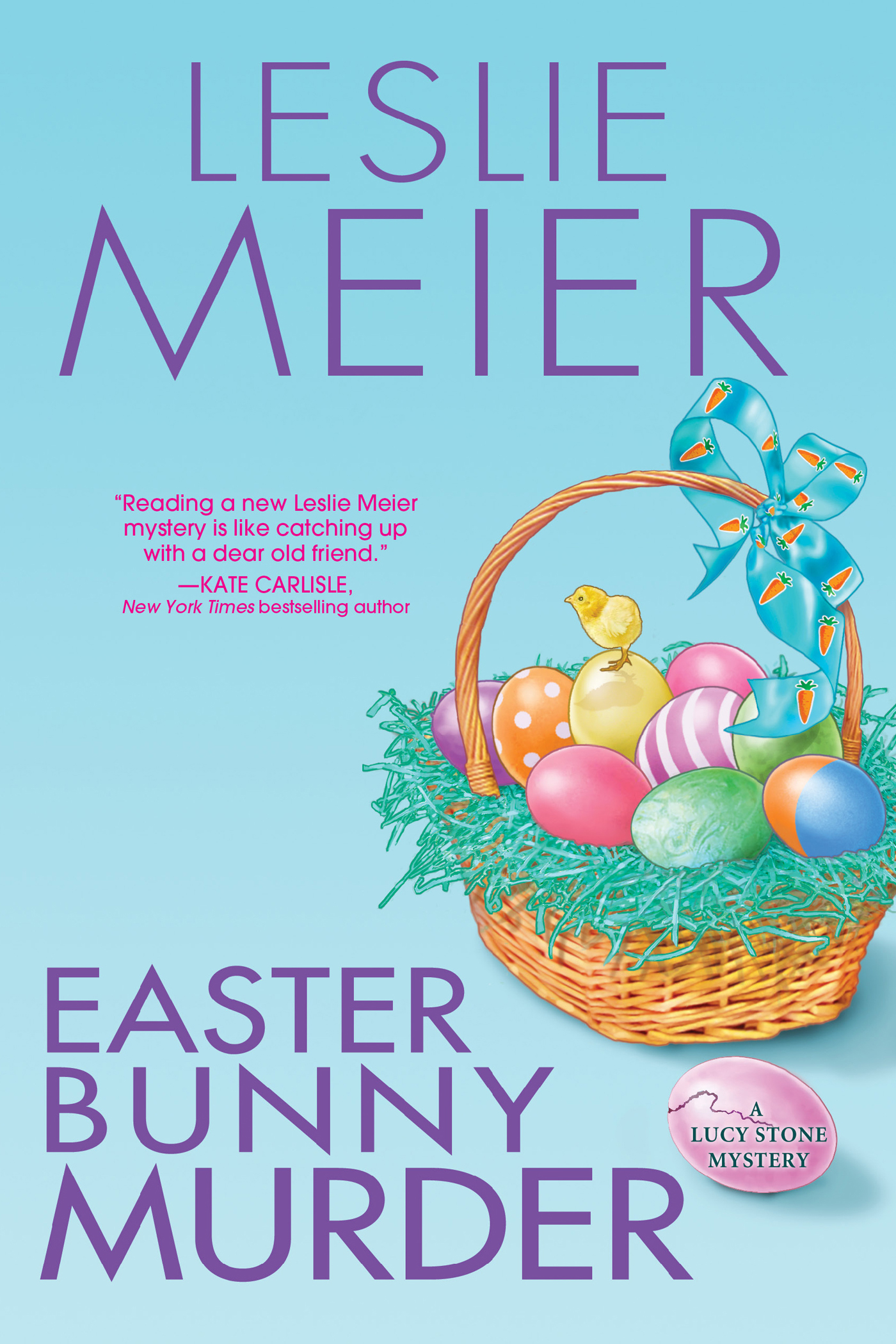 Easter bunny murder a Lucy Stone mystery