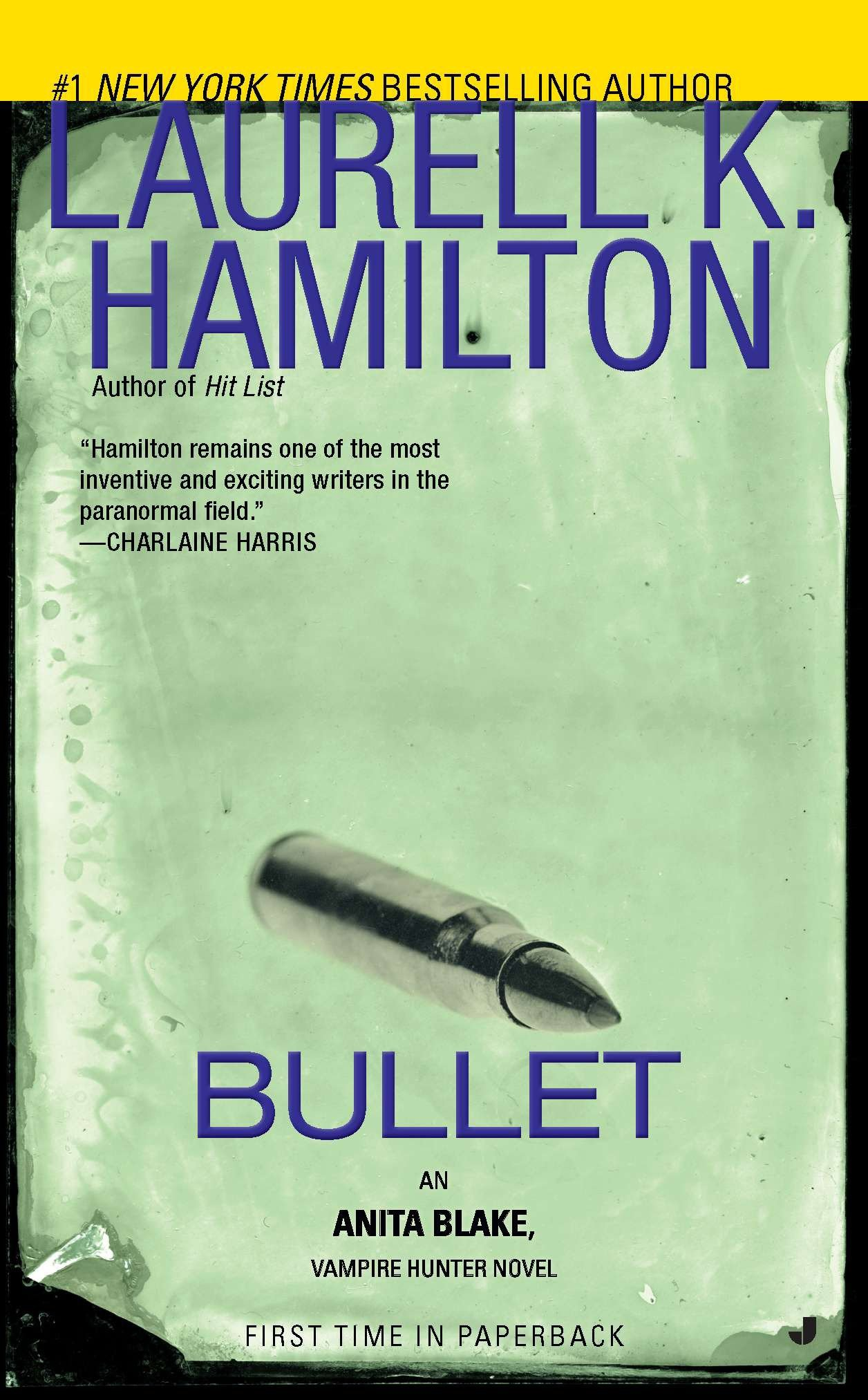 Bullet cover image
