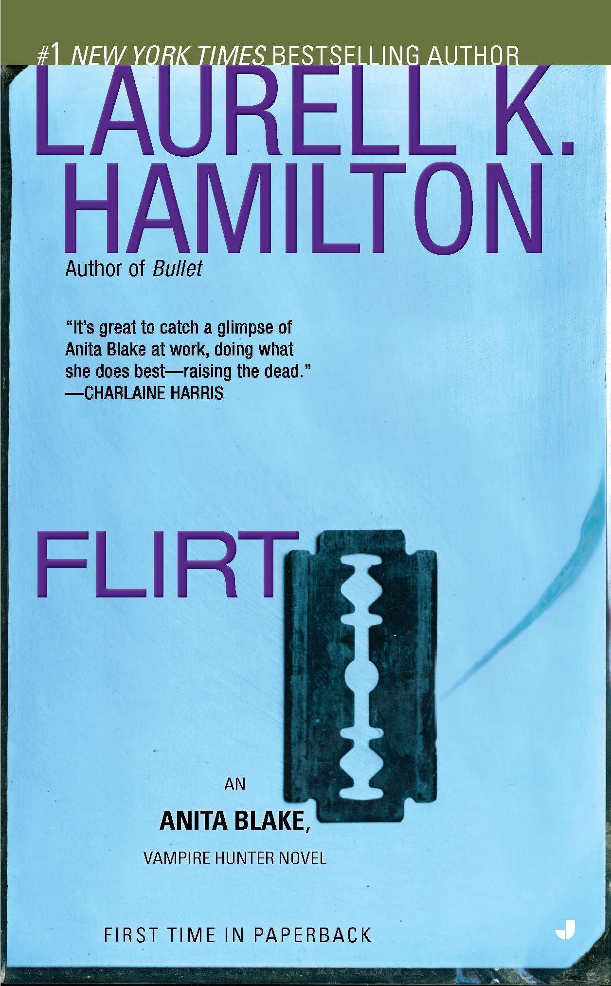Flirt An Anita Blake, Vampire Hunter Novel cover image