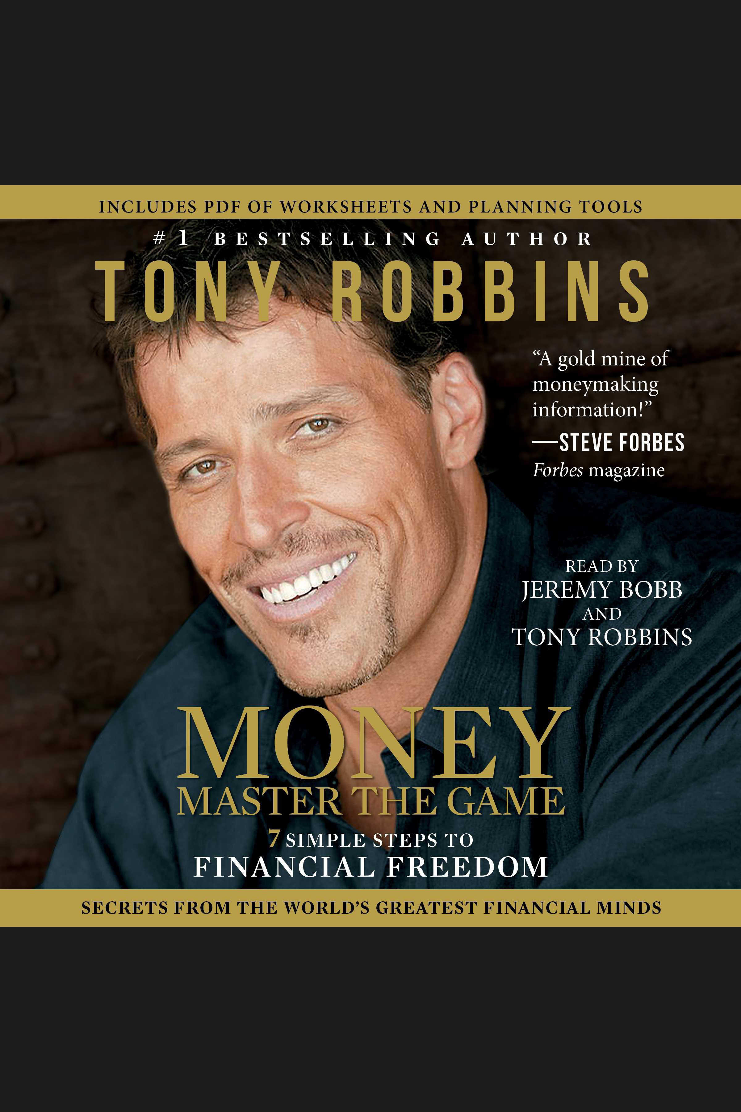 Money master the game : 7 simple steps to financial freedom cover image