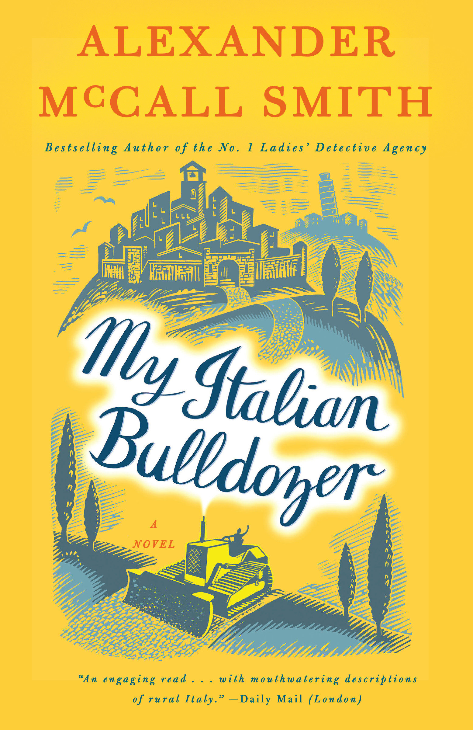 My Italian bulldozer cover image