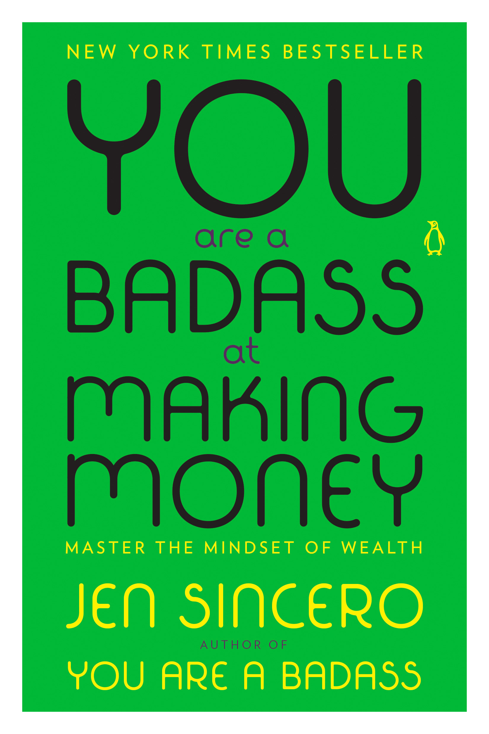 You are a badass at making money master the mindset of wealth cover image