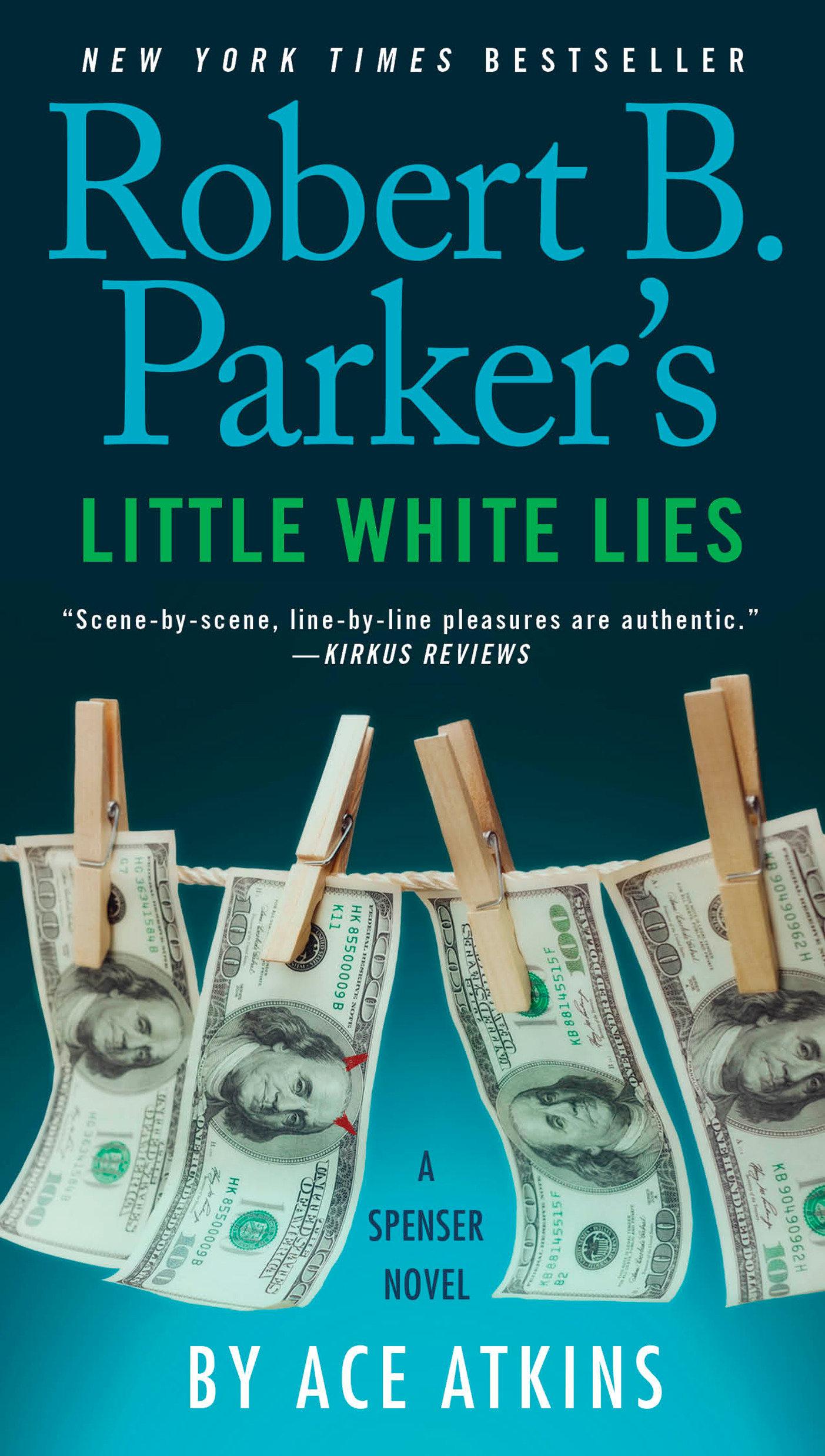 Robert B. Parker's little white lies cover image