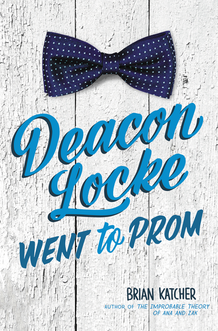 Deacon Locke went to prom cover image