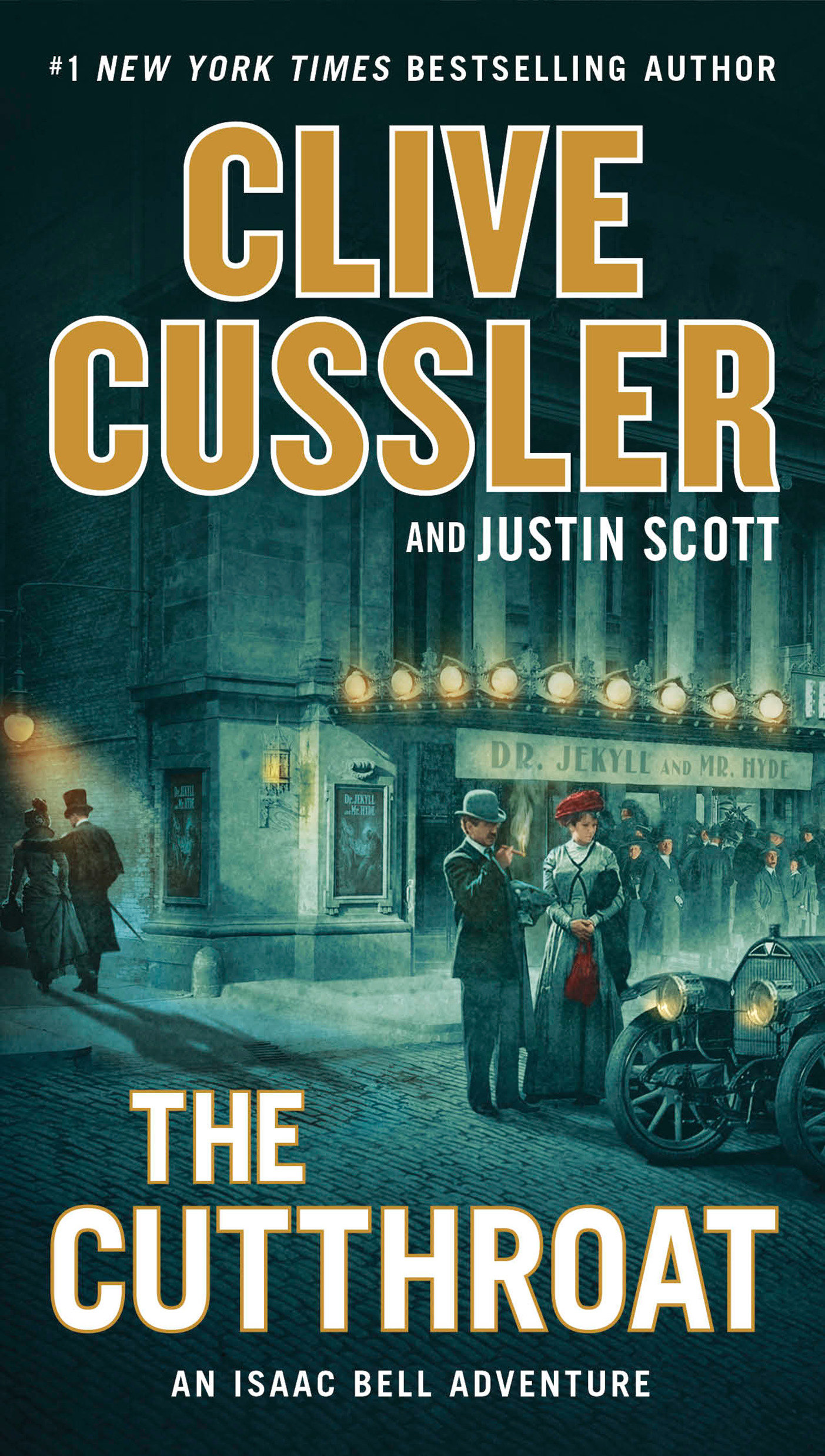 The cutthroat cover image