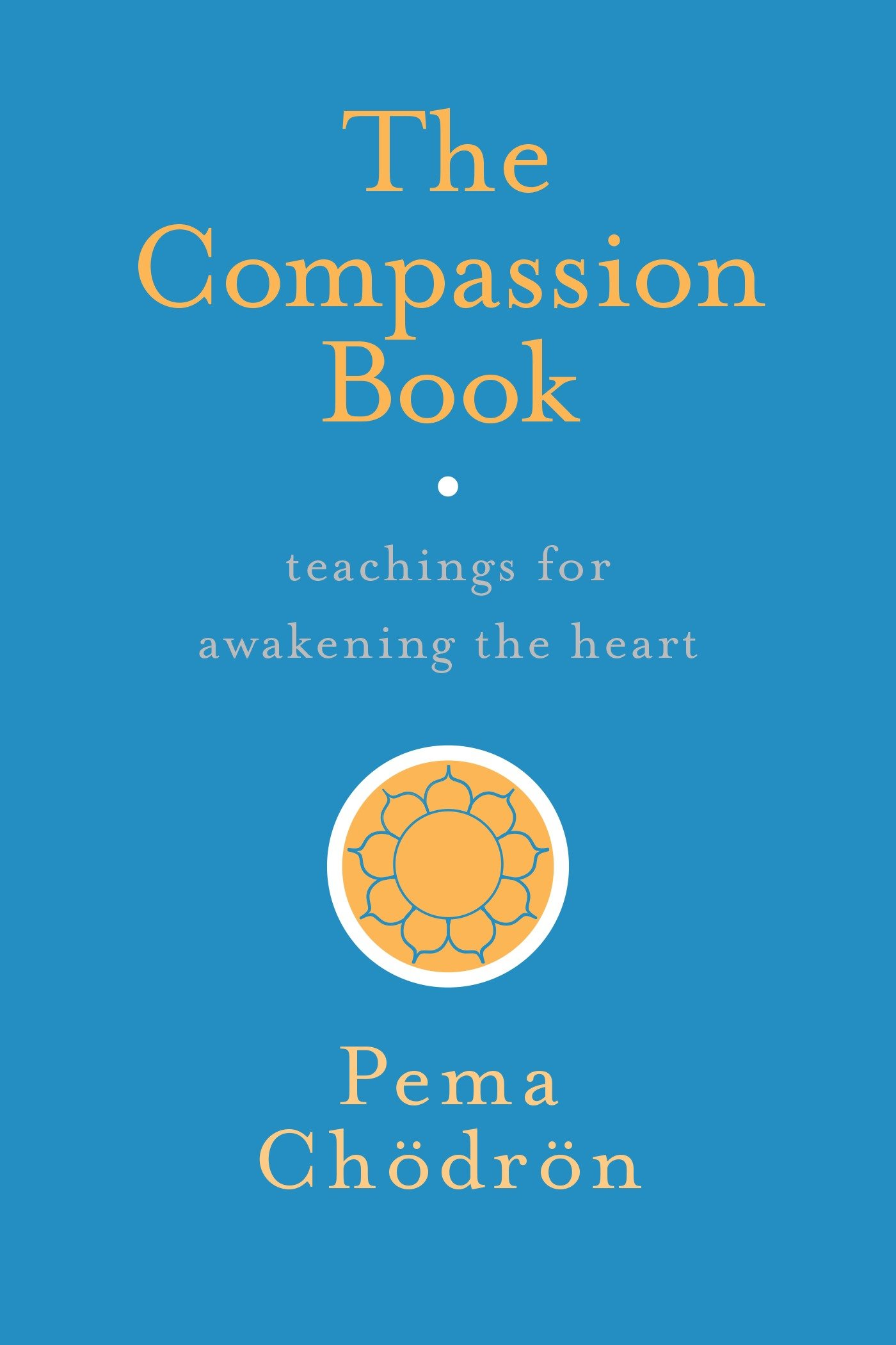 The compassion book cover image