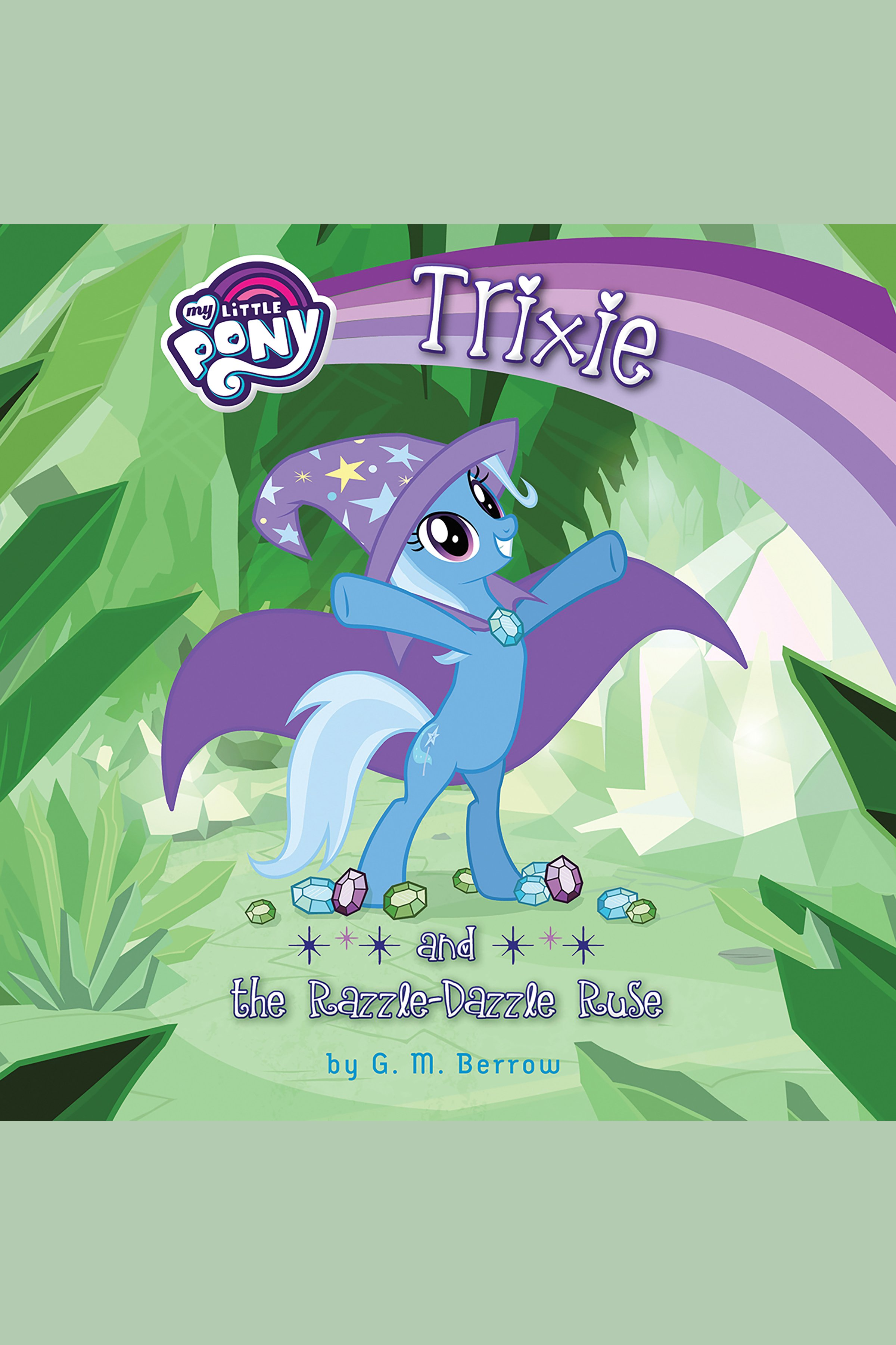 The trouble with Trixie cover image